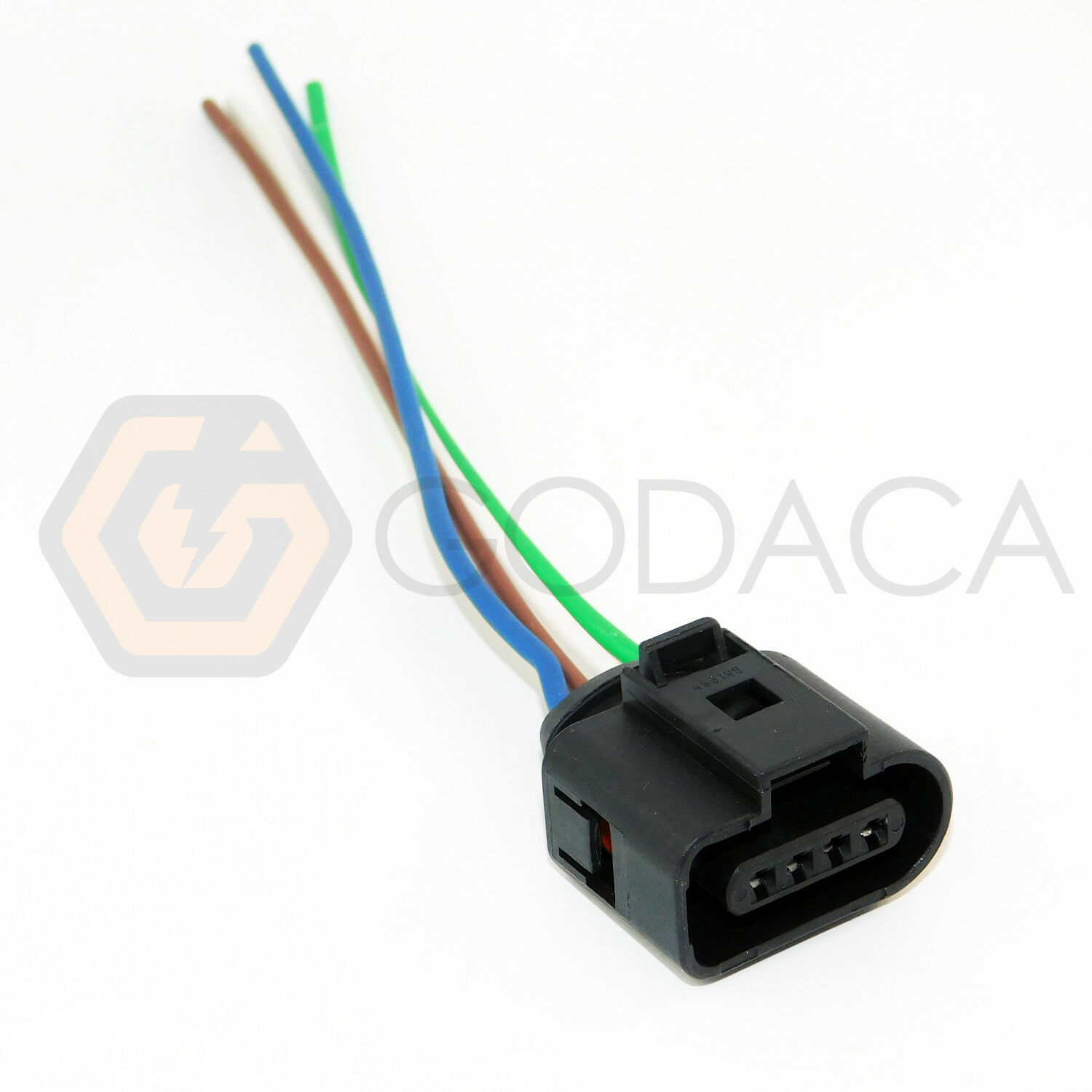 Connector Harness For Audi Volkswagen Gm 1j0973704 1j0 973 704 4 Pin Vw Wiring Clips 1 Of 2only 2 Available