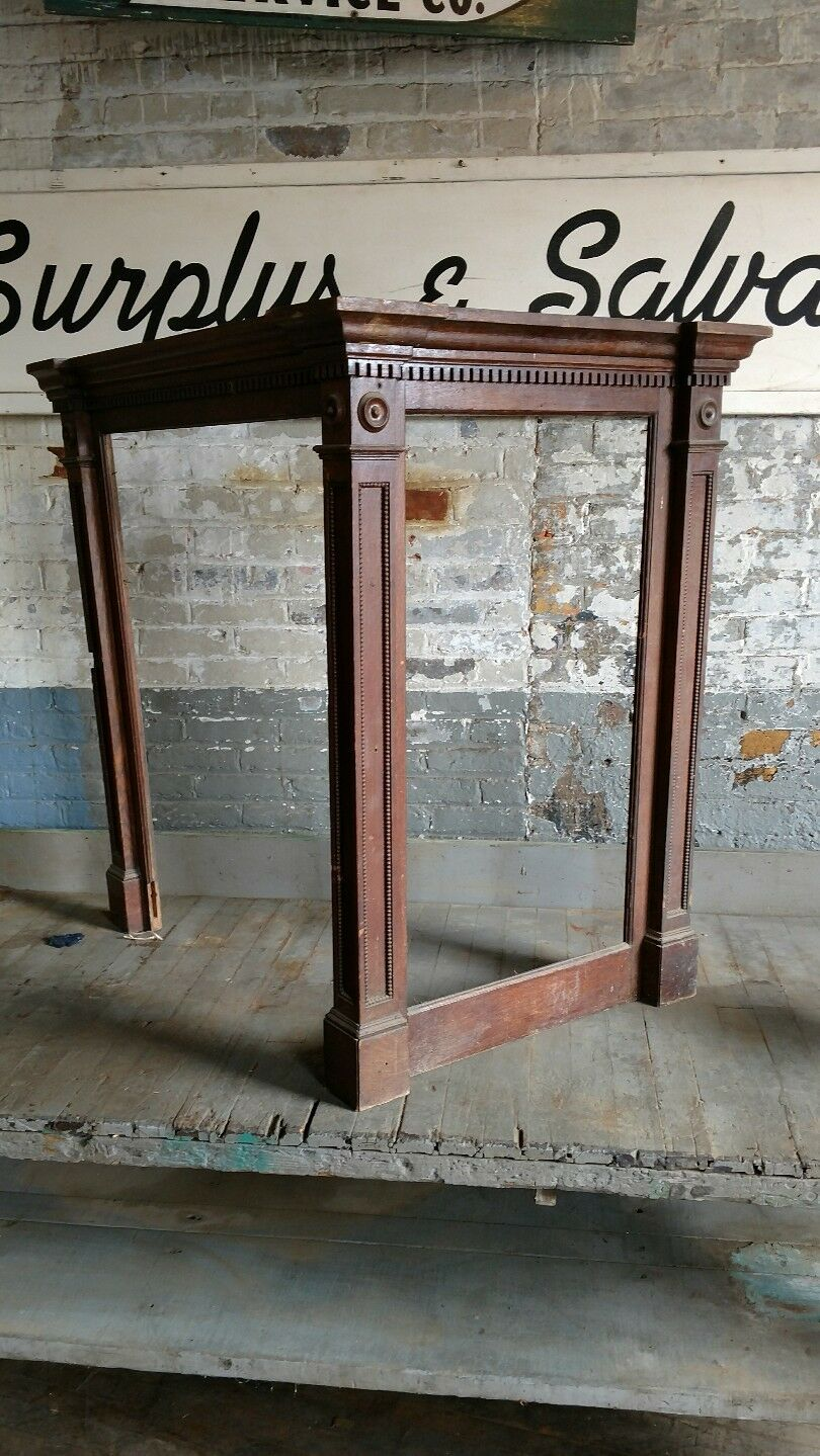 Hotel Teller Office Box Antique Arts And Crafts Period Architectural Salvage