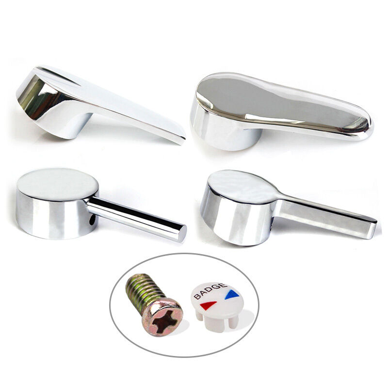 35MM/40MM CHROME REPLACEMENT Kitchen Bathrooms Lever Mixer Tap ...