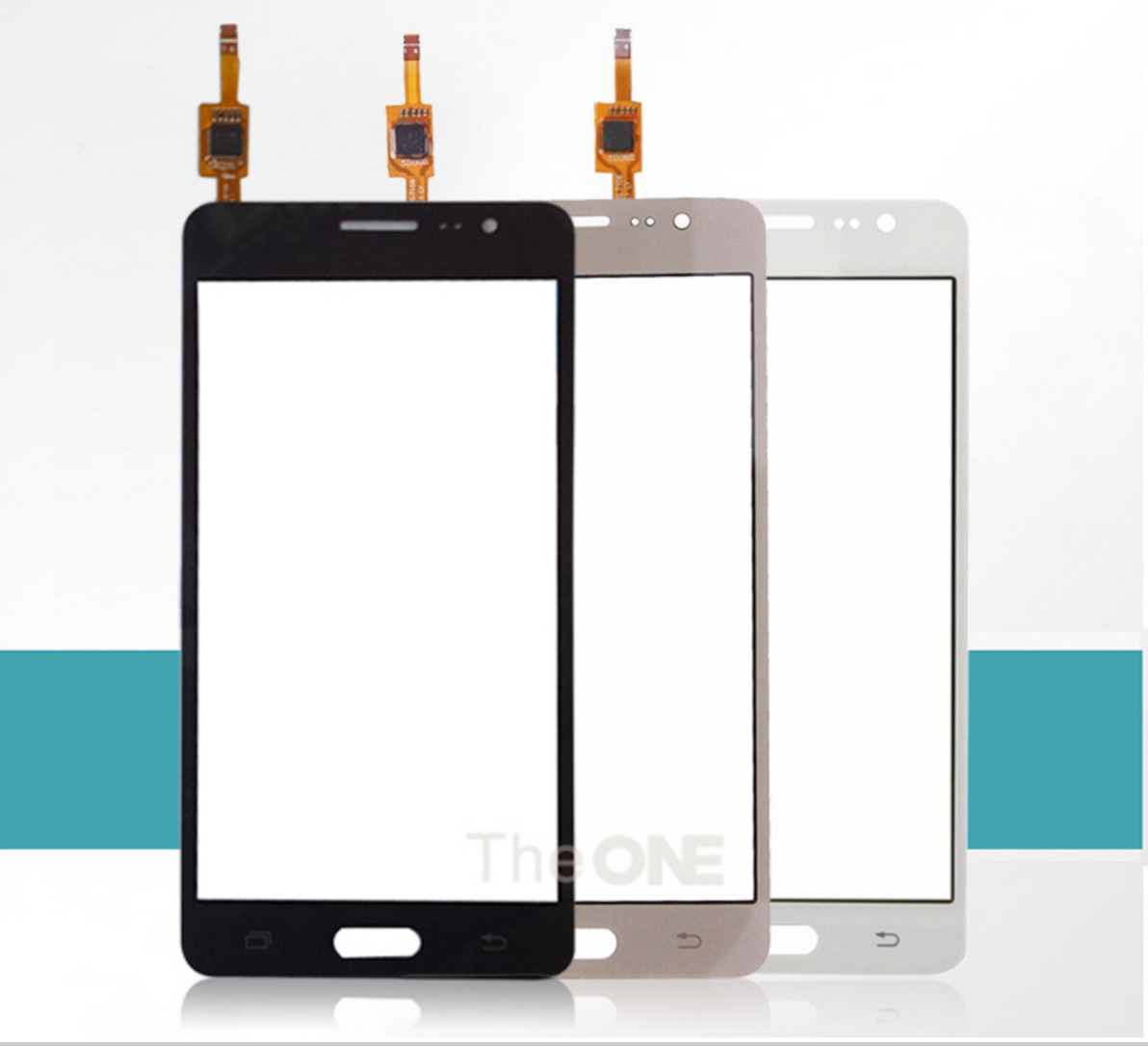 Oem Samsung Galaxy On5 Sm G550fy G550t Touch Screen Digitizer Glass Lcd Touchscreen S5 White 1 Of 1free Shipping