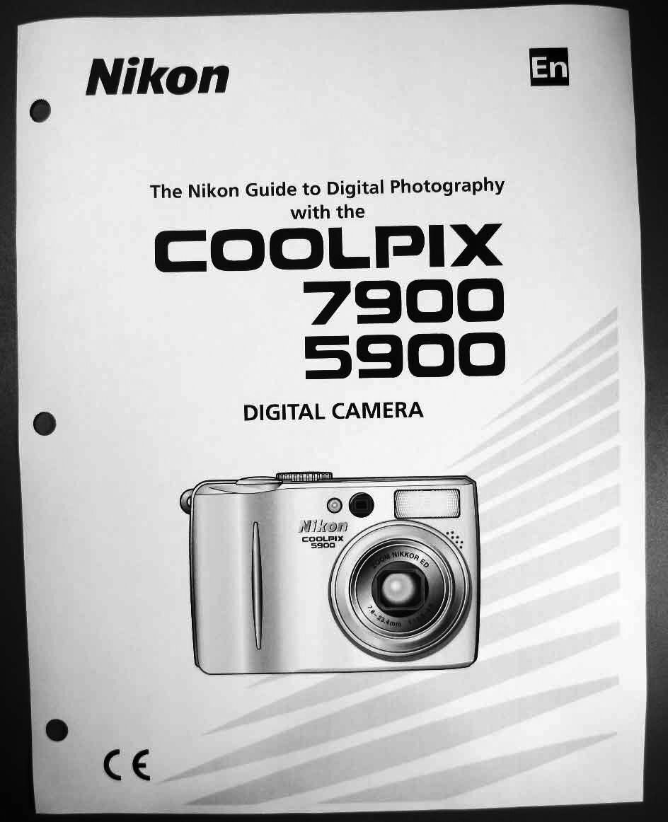 nikon coolpix 5900 7900 digital camera user guide instruction manual rh picclick com nikon coolpix l4 user manual nikon coolpix l4 user manual