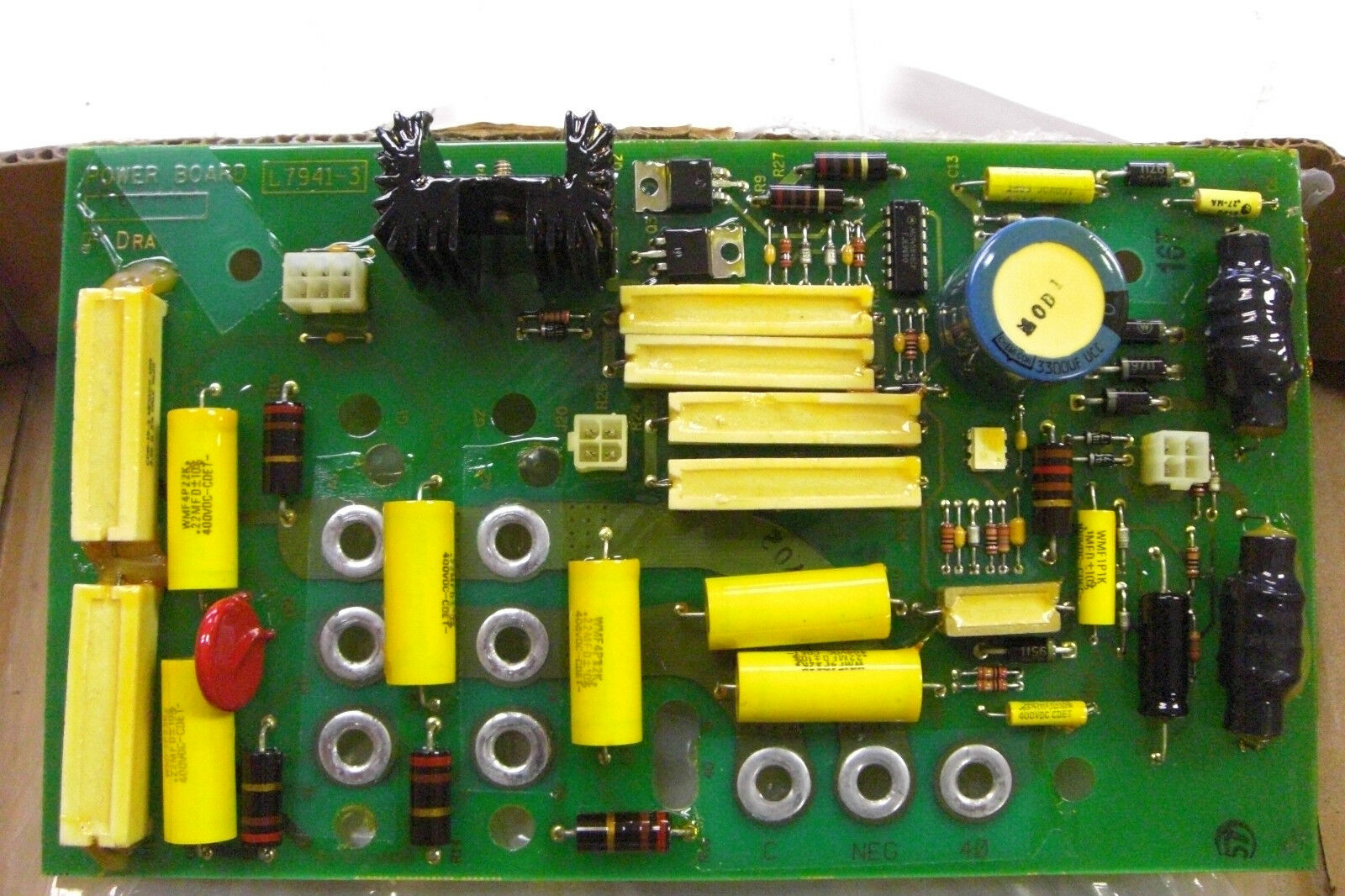 Nos Lincoln Welder L7941 3 Pc Board 34500 Picclick Micro Explorer Ridgid 30063 1 Of 1only Available