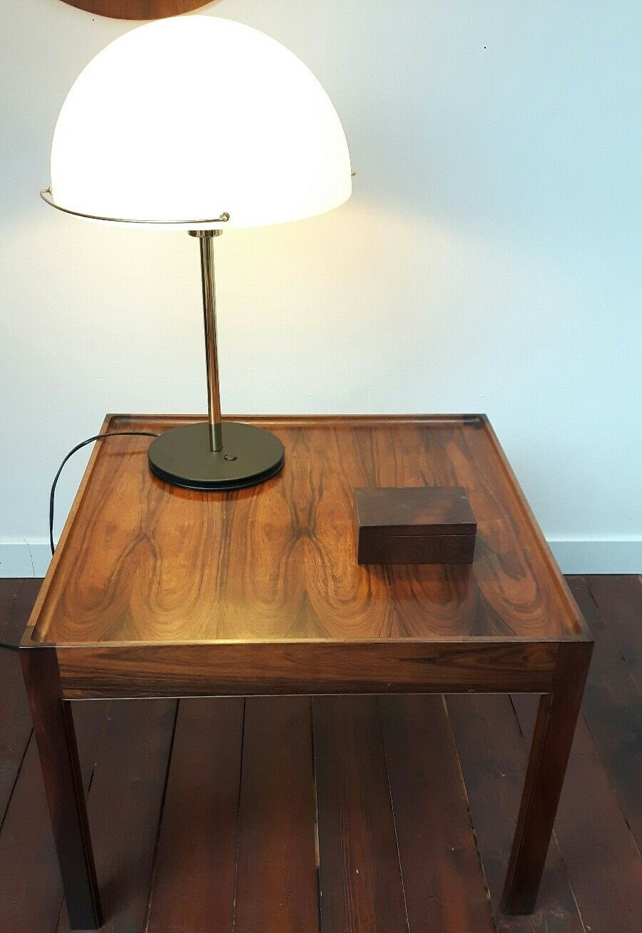 Palisander tisch coffee table beistelltisch 60er 70er for Tisch danish design