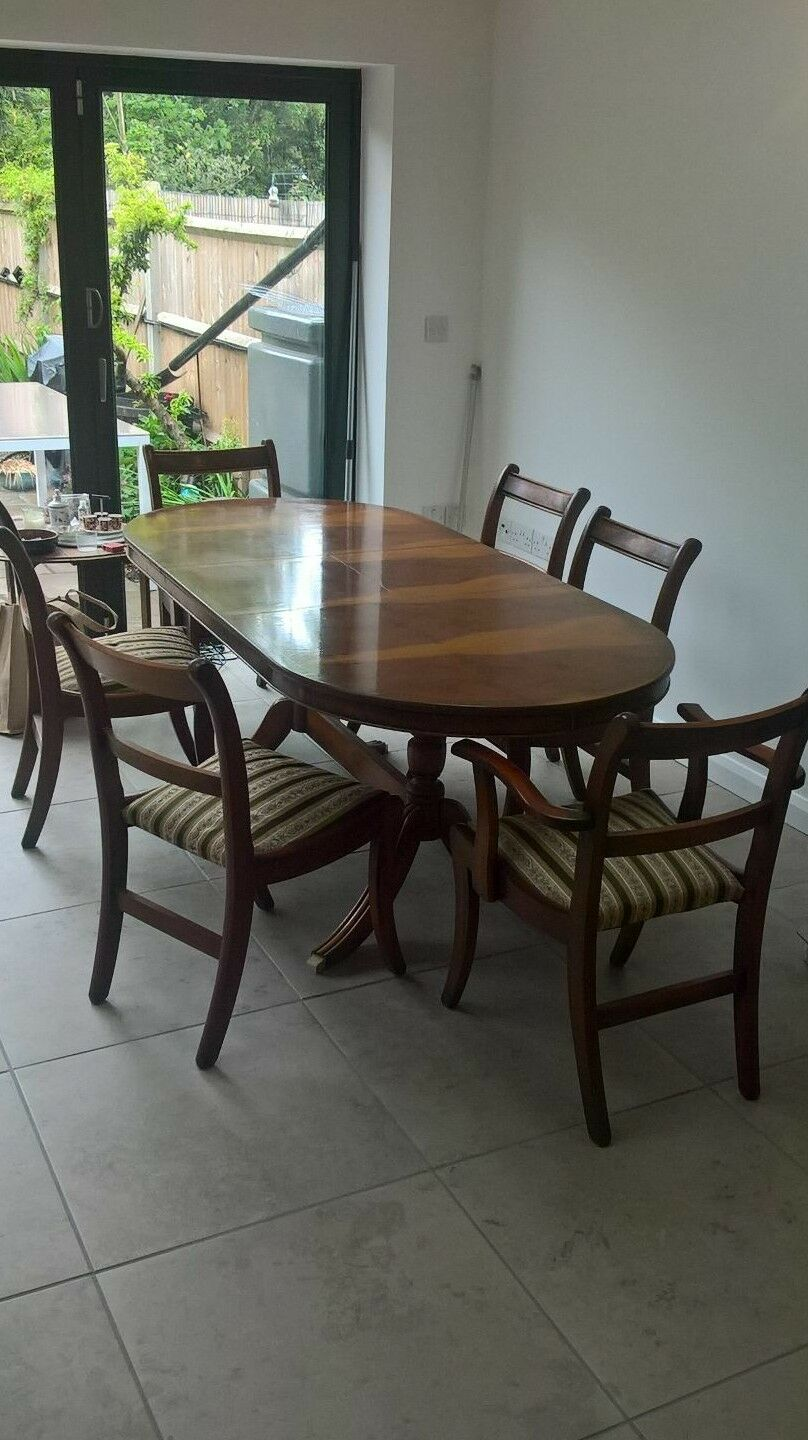 Yew Dining Room Chairs