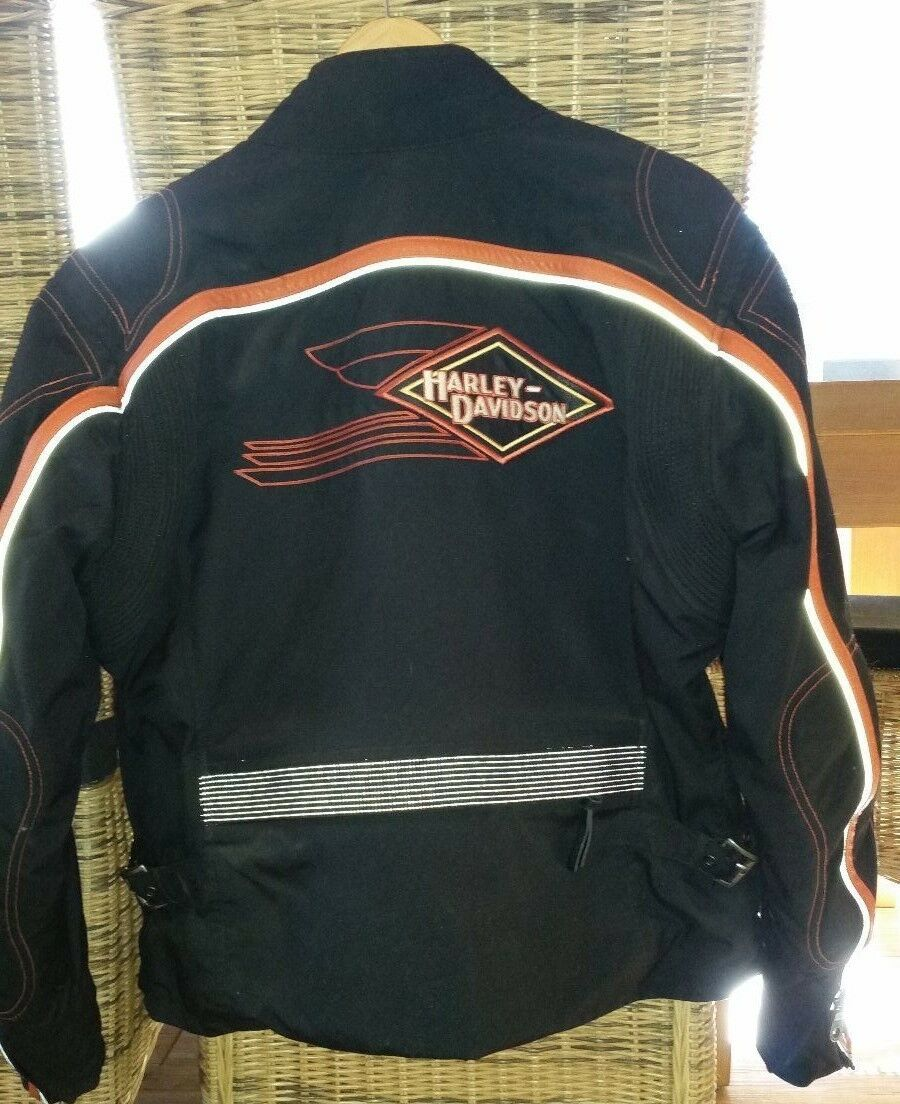original harley davidson motorradjacke gr m eur 145 00. Black Bedroom Furniture Sets. Home Design Ideas