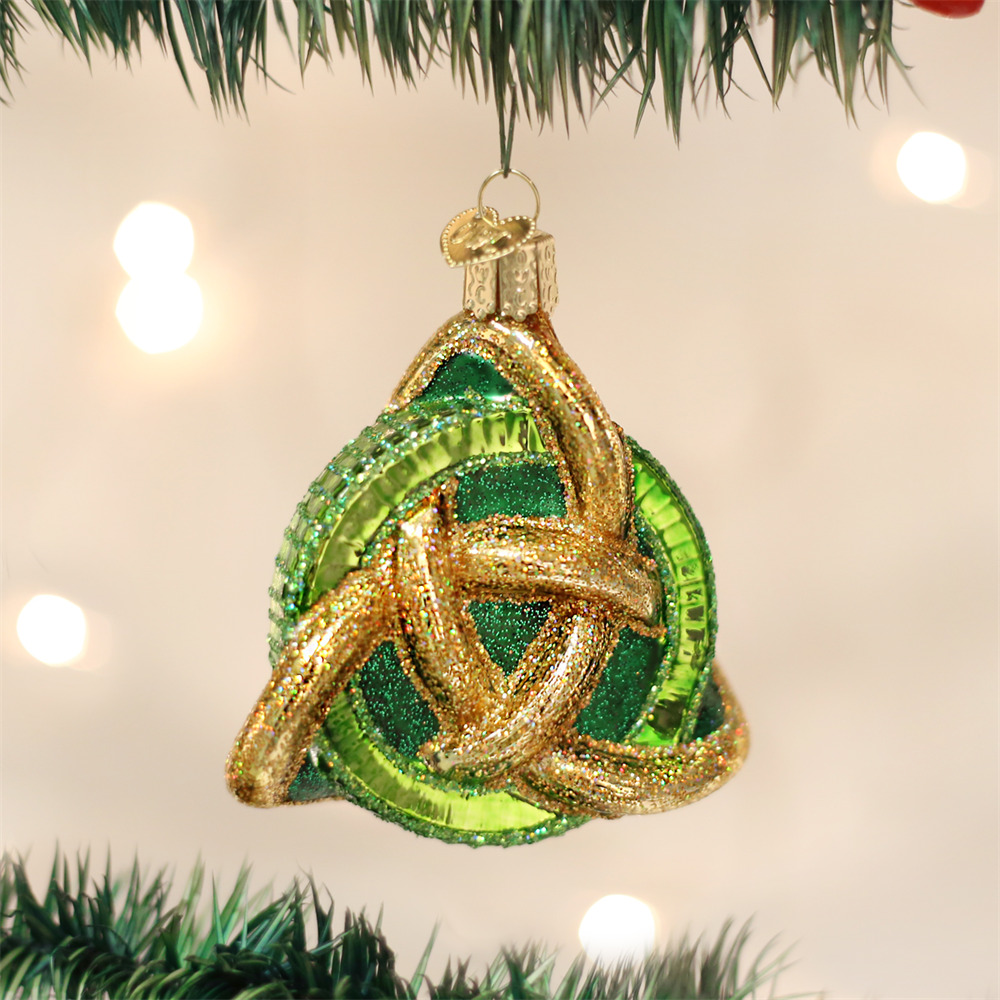 Old World Christmas Ornaments: Pot Of Gold Glass Blown Ornaments for ...