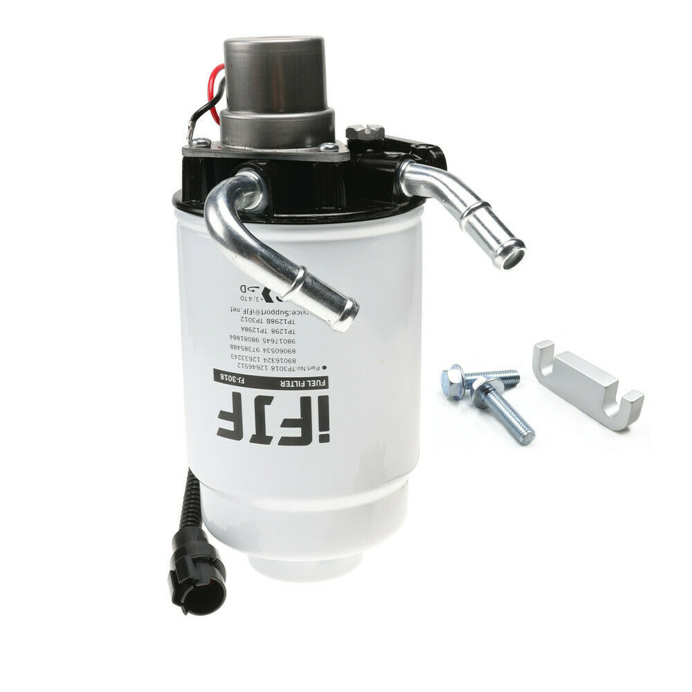 Combine Of Filter Housing Completefuel Pump And Heater Sierra 03 Duramax Fuel 2500hd 1 5free Shipping