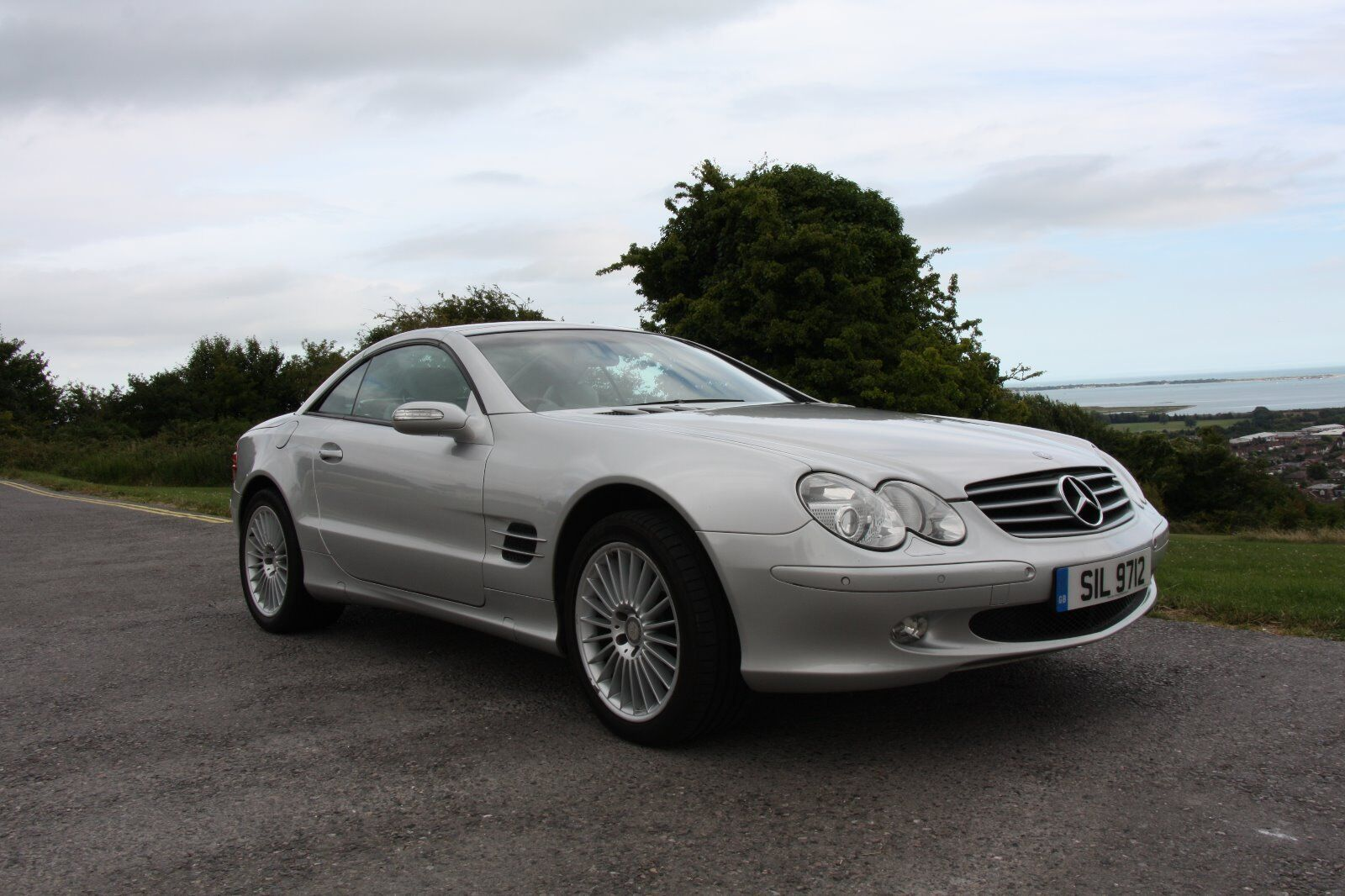 mercedes sl 350 full service history 5 picclick uk. Black Bedroom Furniture Sets. Home Design Ideas