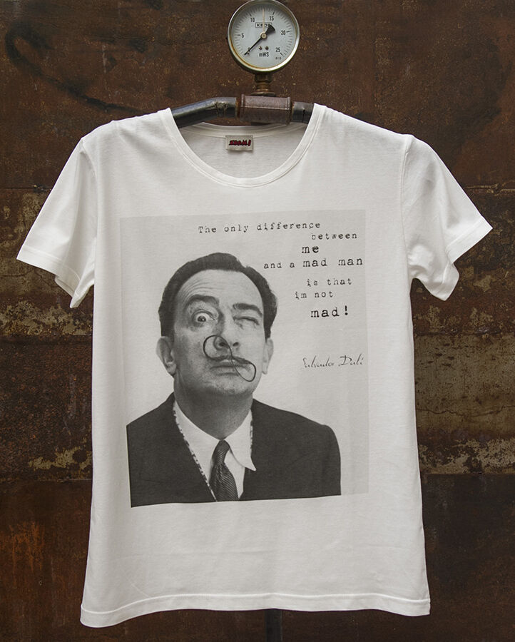 9e54bc4cfeb7f8 Salvador Dali Mens T-shirt 1 of 4Only 4 available ...