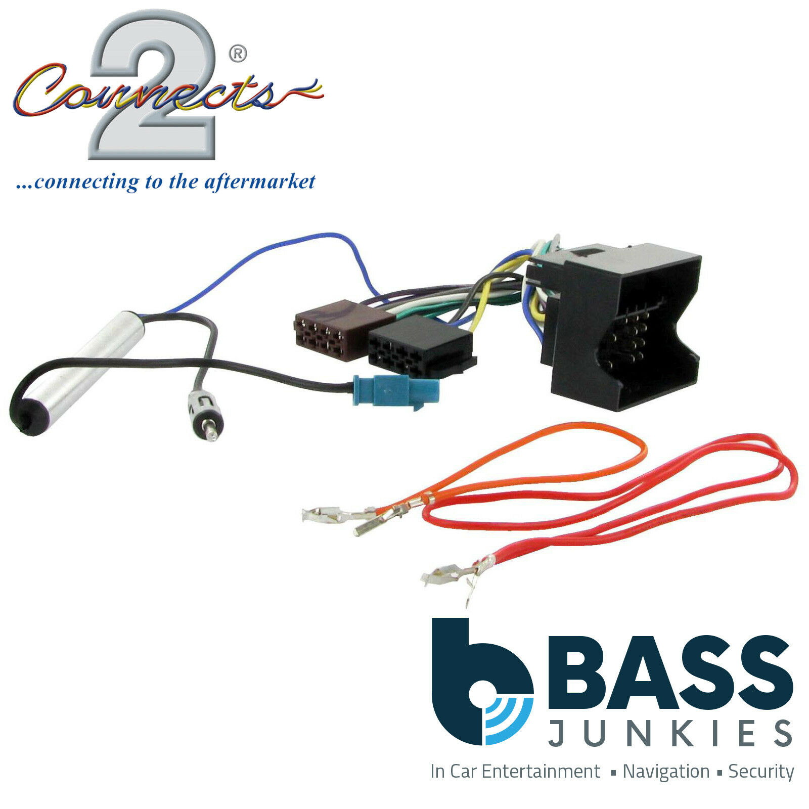 Vw Volkswagen Eos 2006 Radio Stereo Wiring Harness Adapter Lead Iso Converter 1 Of 1free Shipping See More