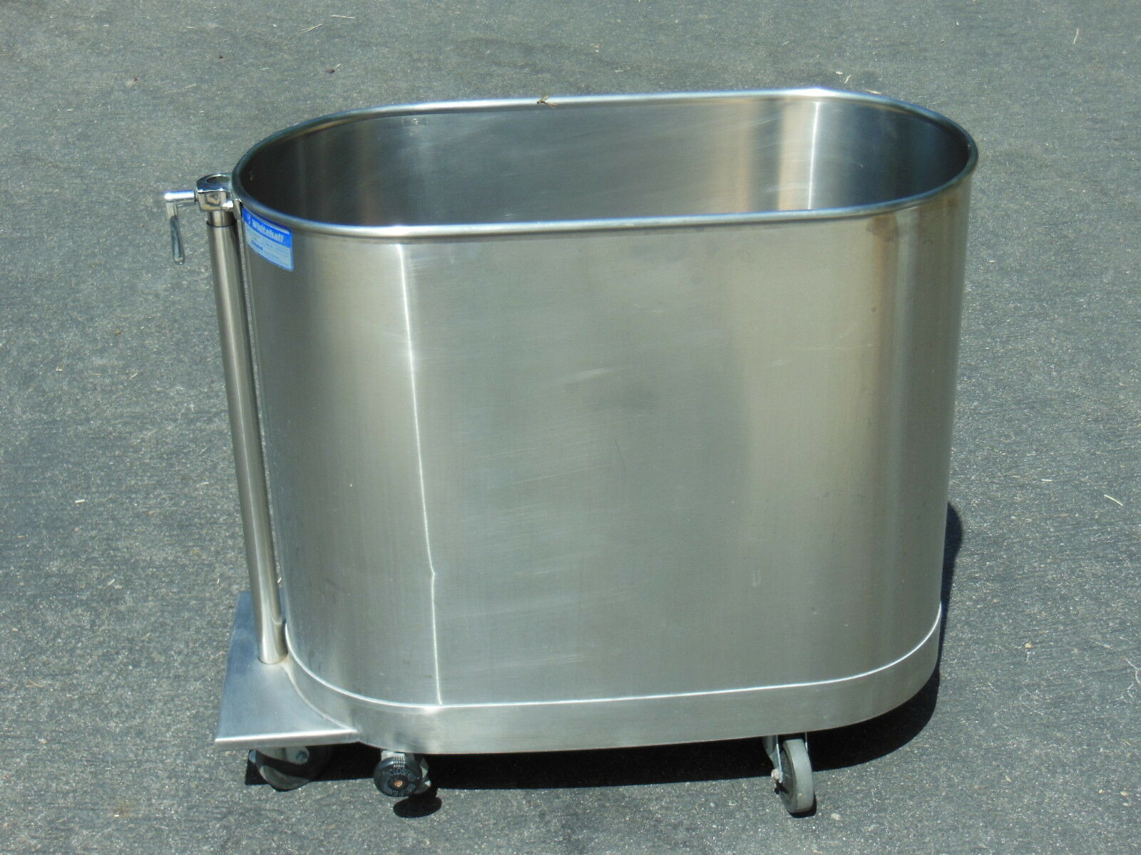 WHITEHALL 45 GALLON Hydrotherapy MOBILE WHIRLPOOL TUB - $764.50 ...