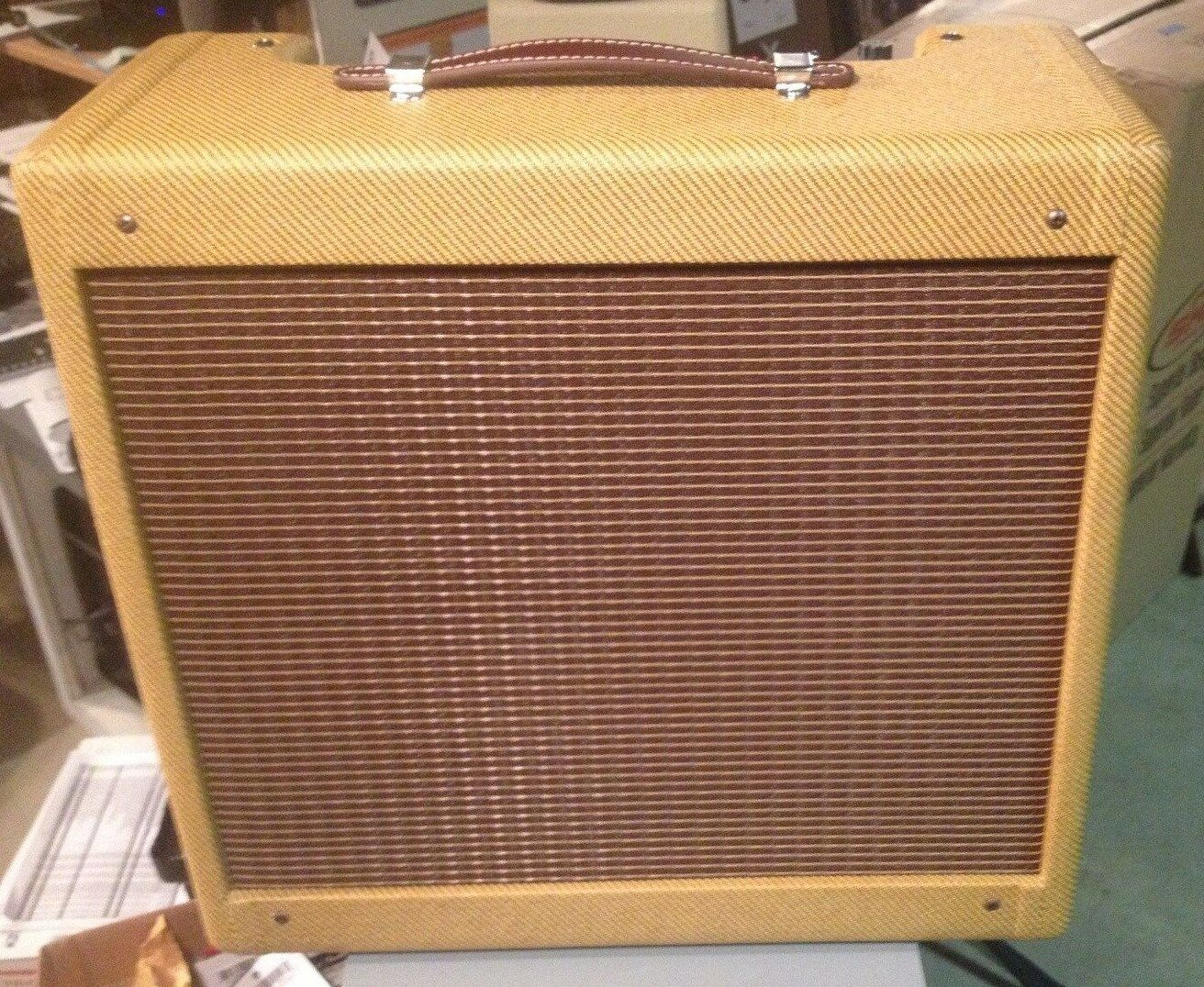 New Lightning Tweed Princeton Amp Hand Wired Replica W Fender 5f2 Silvertone 1457 Wiring Diagram 1 Of 9only Available