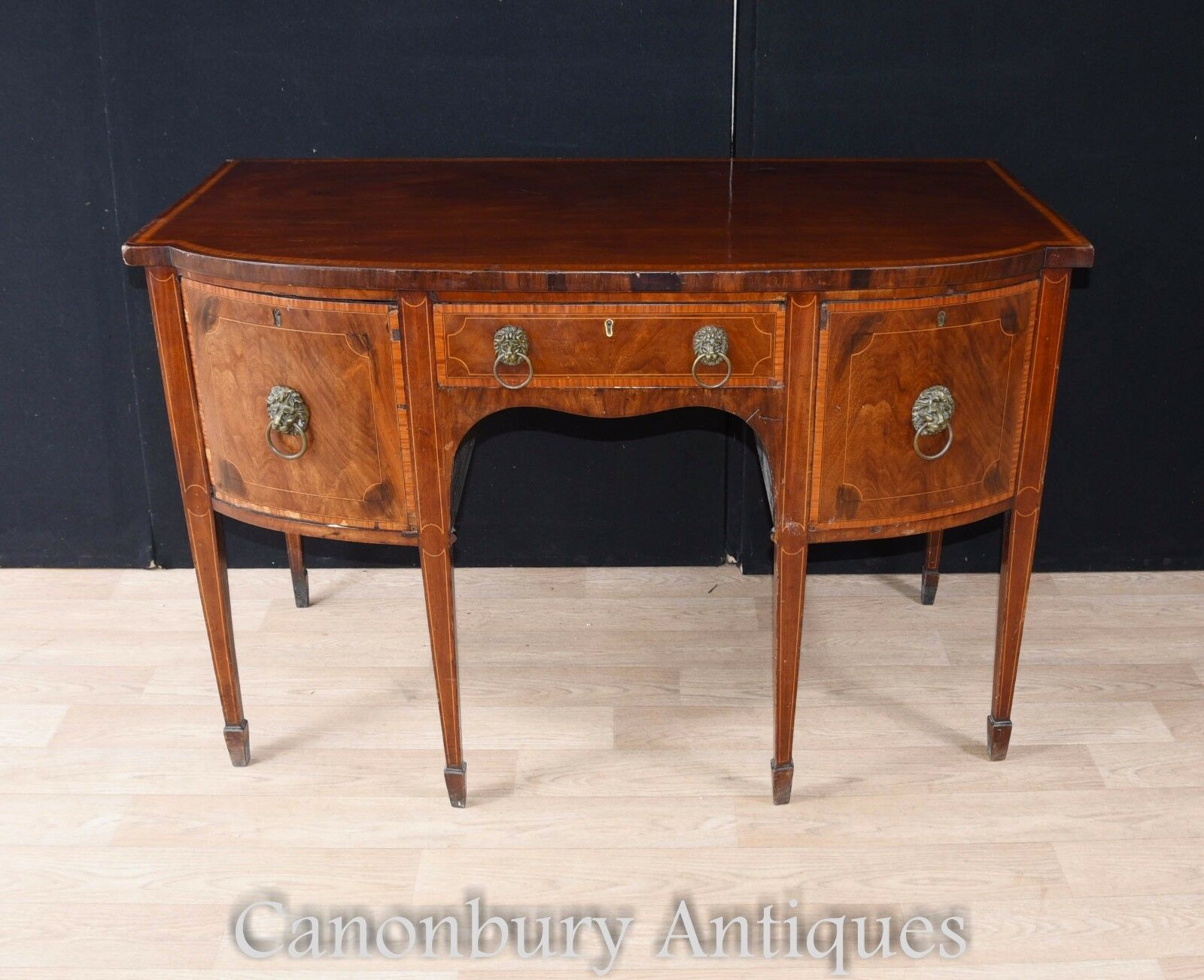 mahogany sideboard server buffet georgian mahogany sideboard buffet server 1790 163 1 485 00 7326