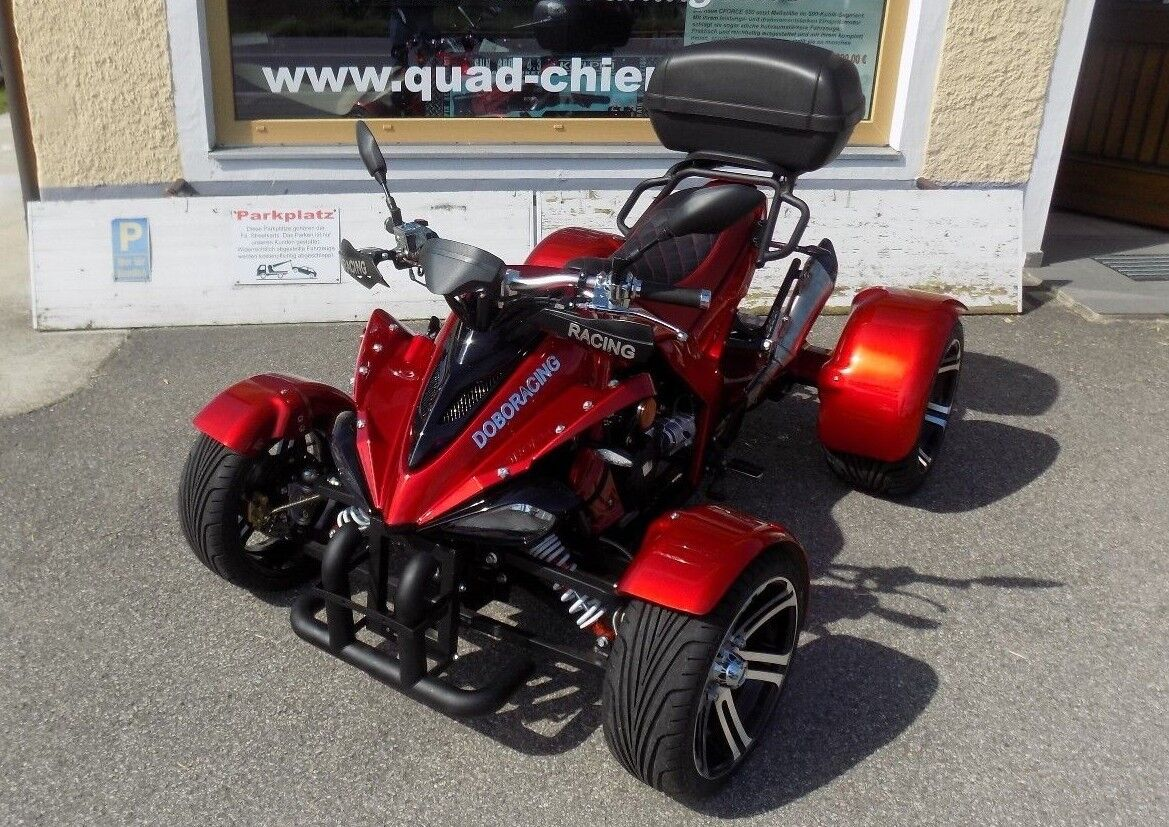quad atv spyracing 350ccm modell f3 400 offene leistung. Black Bedroom Furniture Sets. Home Design Ideas