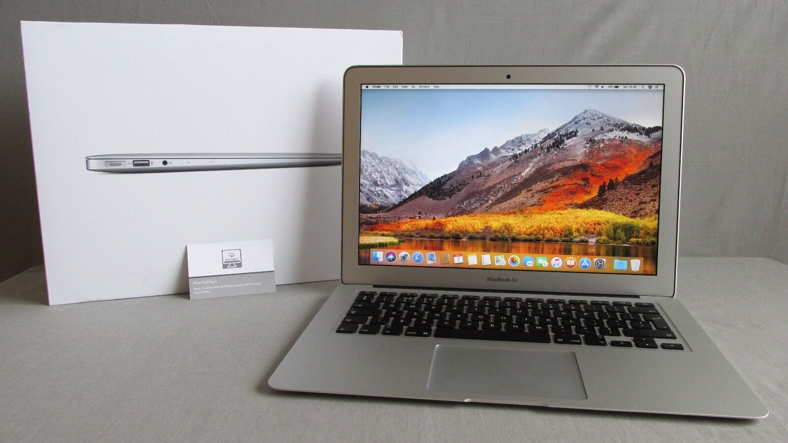 how to use macbook air 2017
