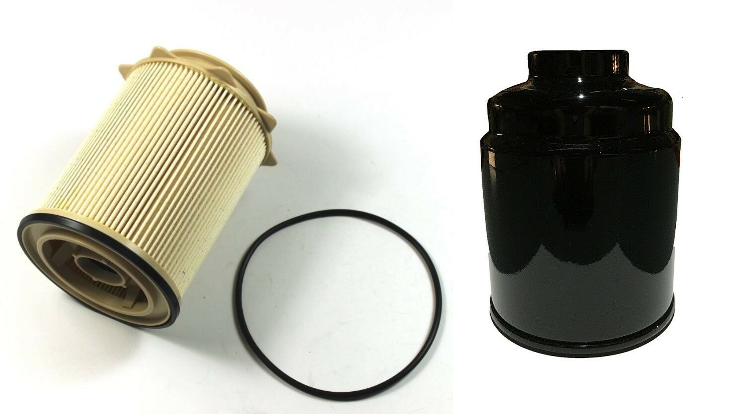 Dodge 67l Cummins Fuel Filter Water Separator Set For 13 17 Ram 2001 Pt Cruiser 1 Of 1free Shipping