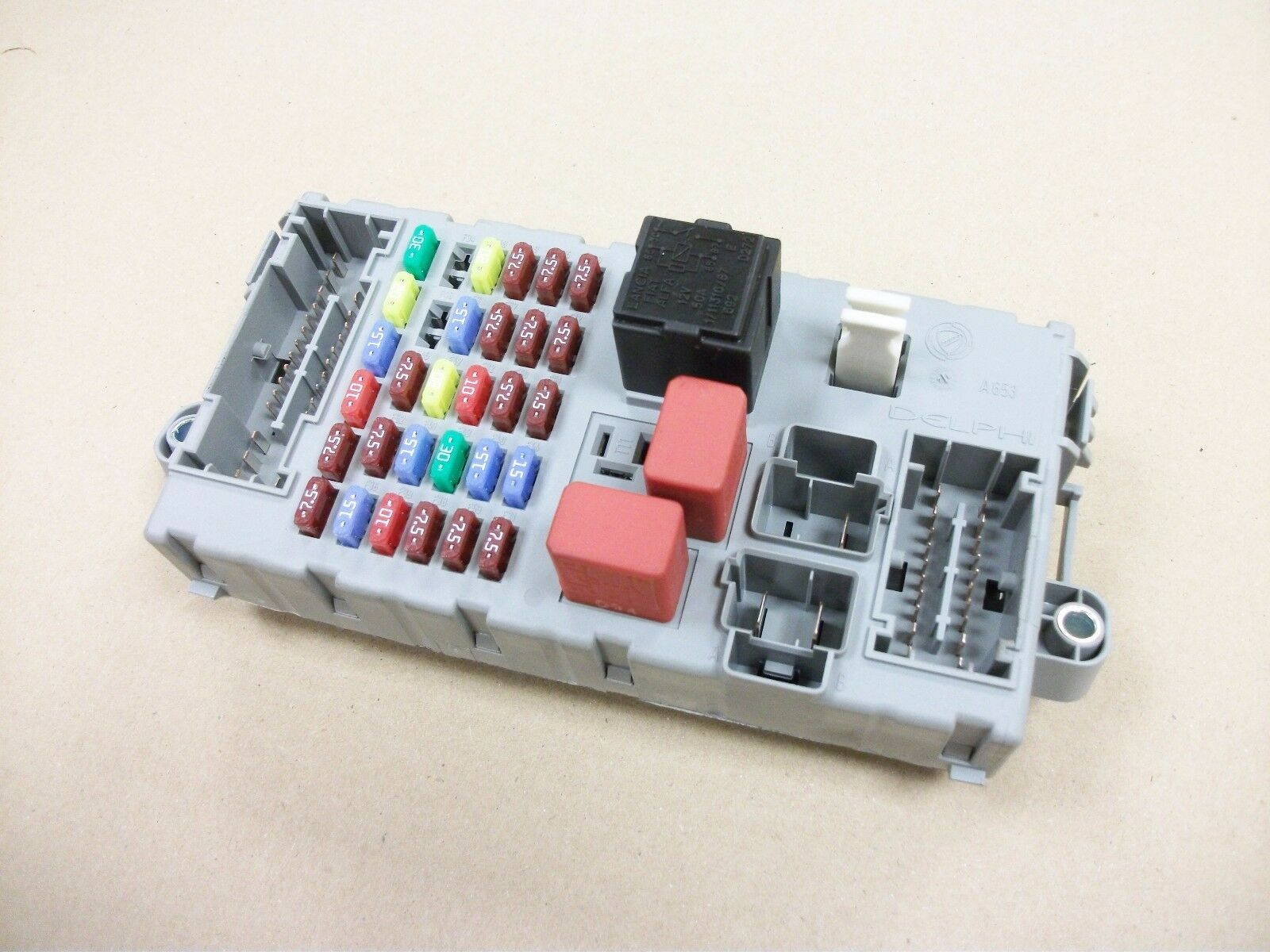 New Genuine Peugeot Boxer Mk 3 Fuse Box 1613253180 Obs 6799 Expert Van 1 Of 2only Available
