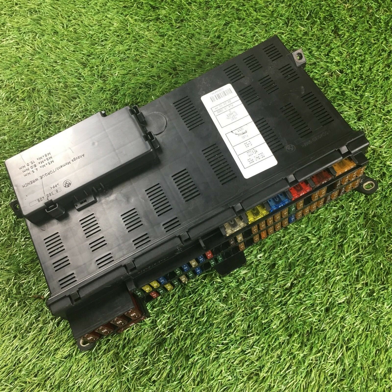 Bmw X5 E53 Fuse Box Relay Board Sam Unit Fusebox 8380407 M6 1 Of 3only Available
