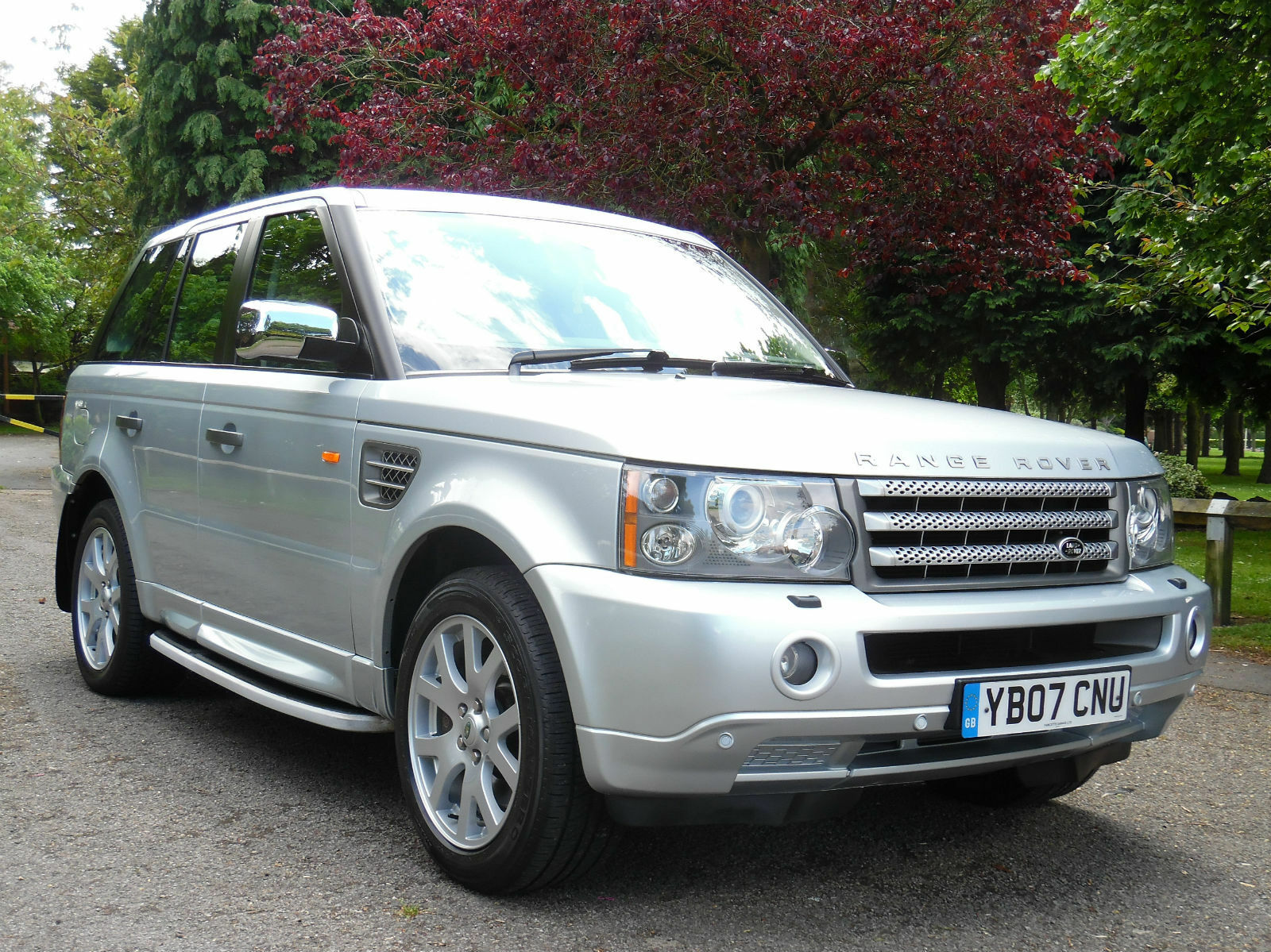 2007 land rover range rover sport 2 7 hse tdv6 auto 80 000. Black Bedroom Furniture Sets. Home Design Ideas