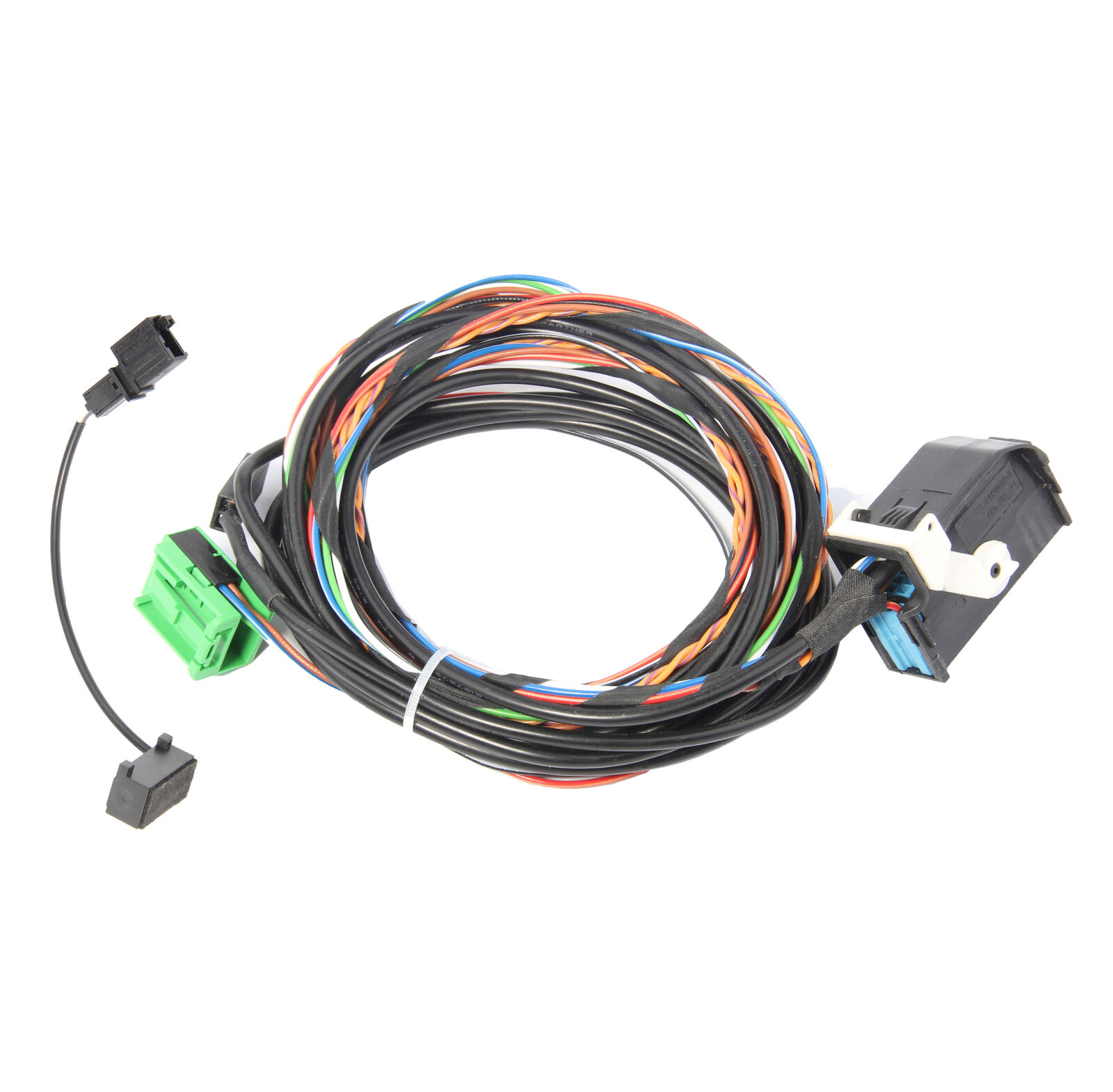Bluetooth Wiring Harness Cable For Vw Golf Gti Eos Cc Rcd510 Rns510 Cen Tech Jeep Cj 1 Of 7free Shipping