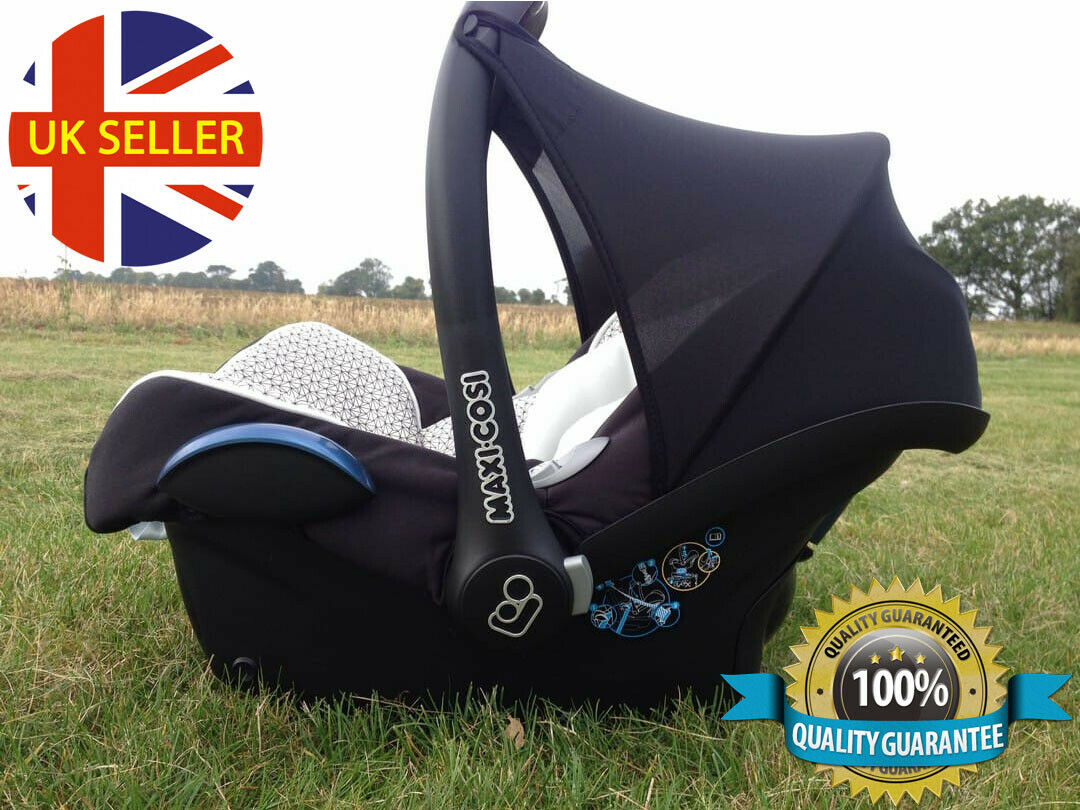maxi cosi cabriofix handmade sun canopy car seat hood shade uv protection black eur 7 38. Black Bedroom Furniture Sets. Home Design Ideas