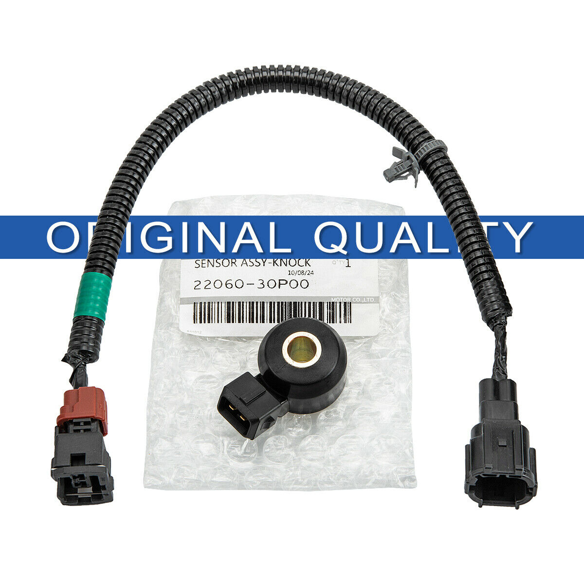 OEM Knock Sensor & Wire Harness For Nissan Maxima I30 Pathfinder Infiniti  Q45 1 of 12FREE Shipping ...