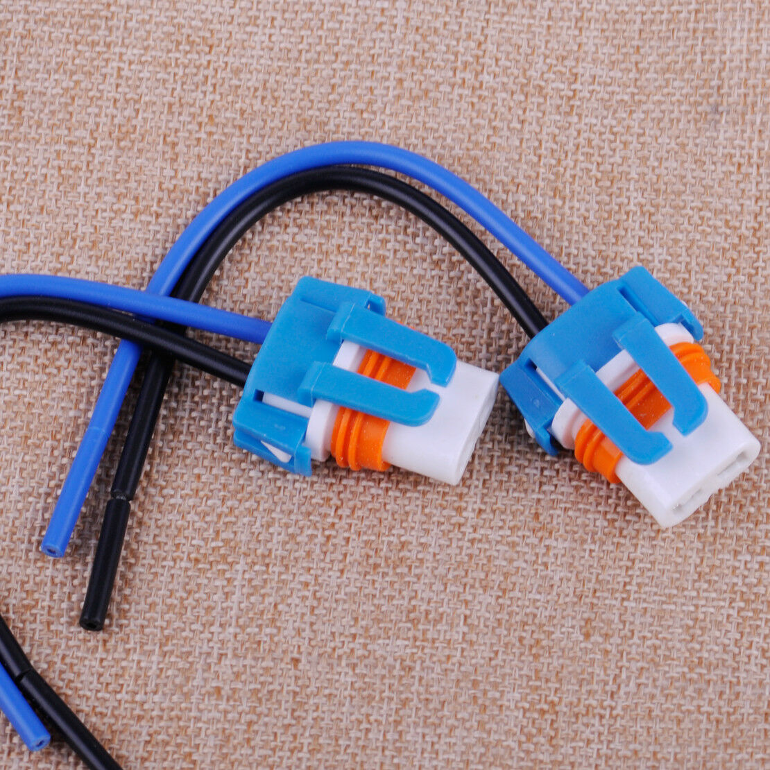 2x 9006 Hb4 Ceramic Female Socket Harness Pigtail Connector High Car Stereo Wire Adapter 1 Of 2only 4 Available See More