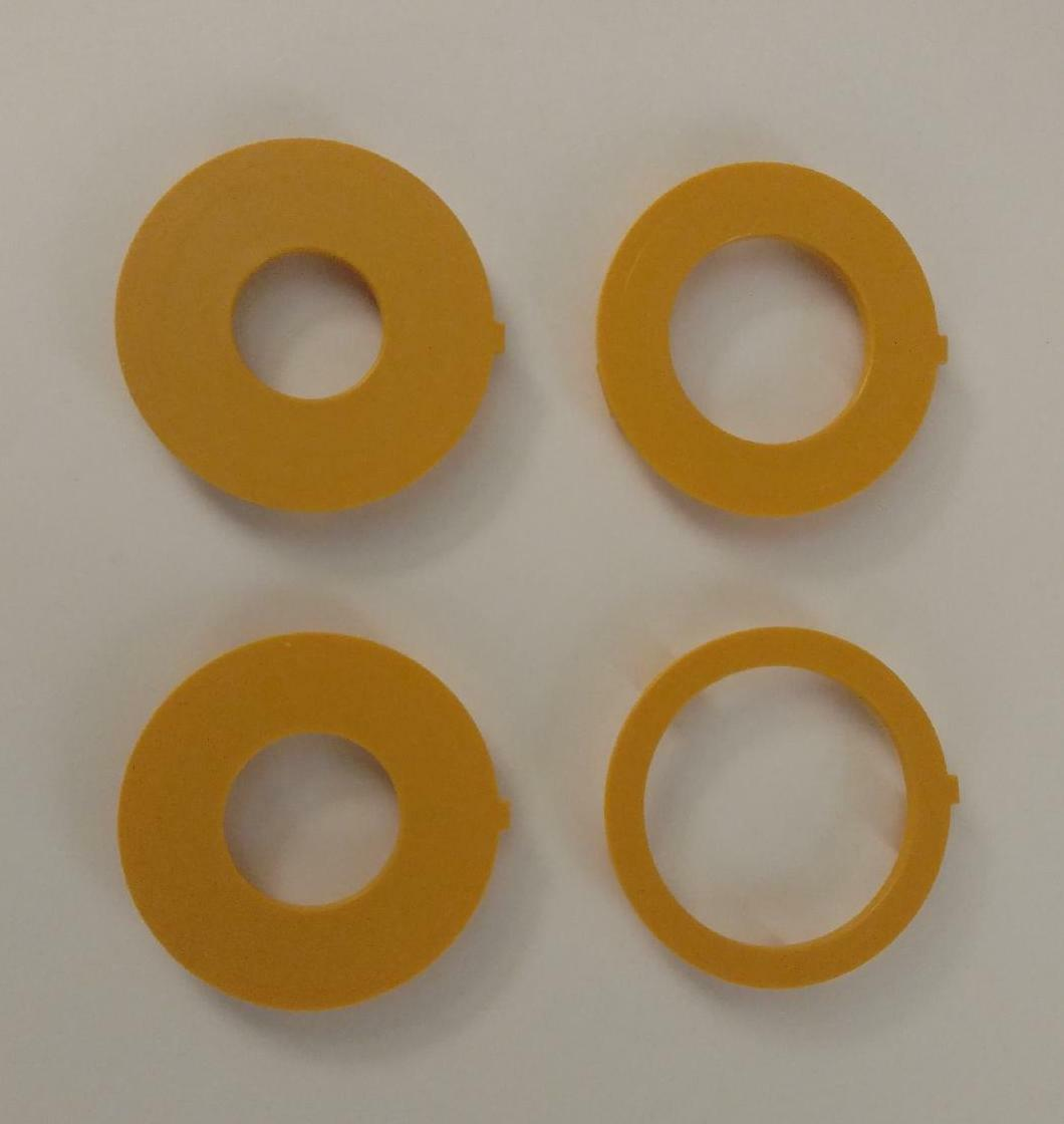 Router table insert ring set 65mm od fits craftsman ryobi 1 of 10only 1 available greentooth Image collections