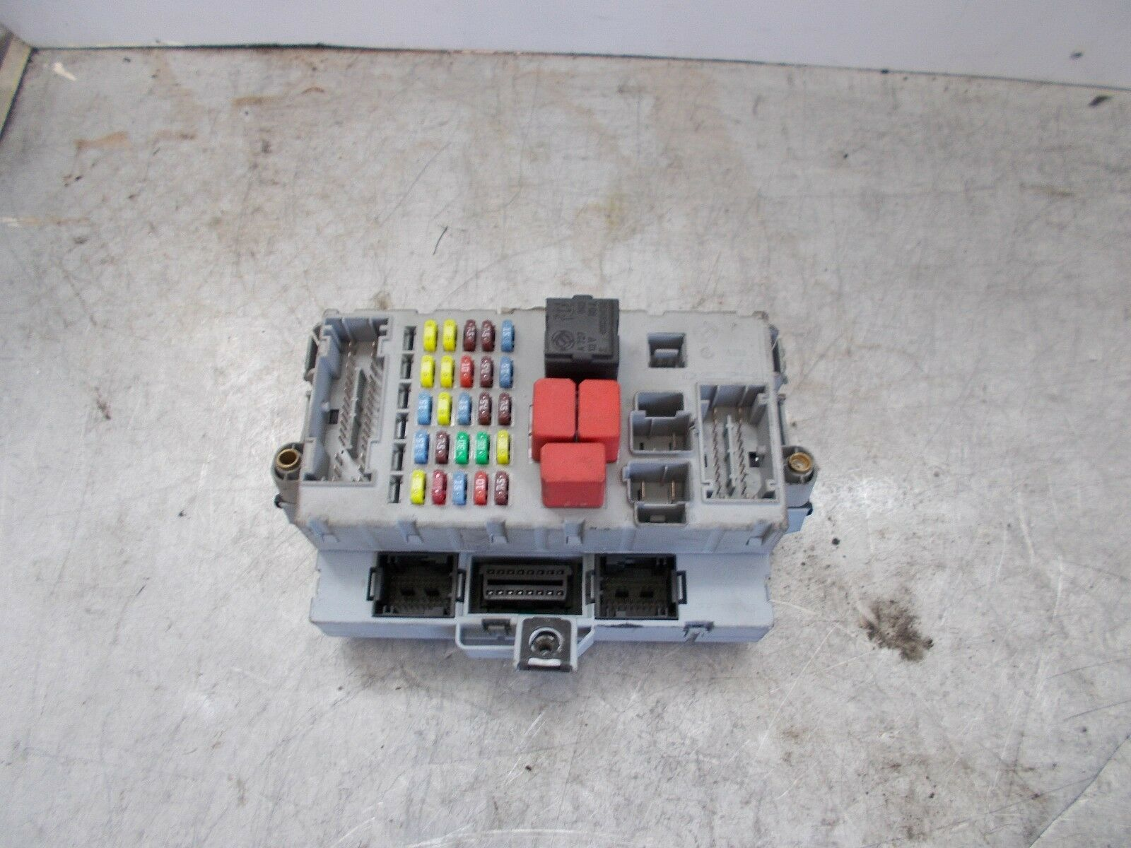 Fiat Panda 2007 Mk2 1.4 Fuse Box Relay 51781452 1 of 4Only 1 available ...