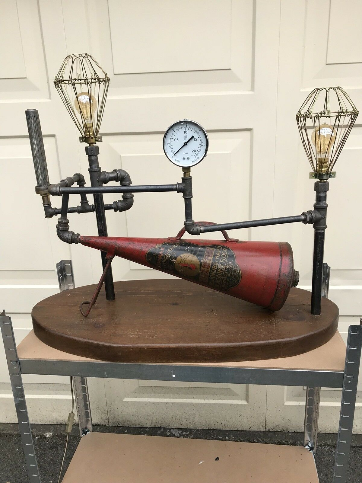 industrial chic lighting. Industrial Chic Lighting, Vintage Retro Steampunk, Architectural Salvage 1 Of 5 See More Lighting N