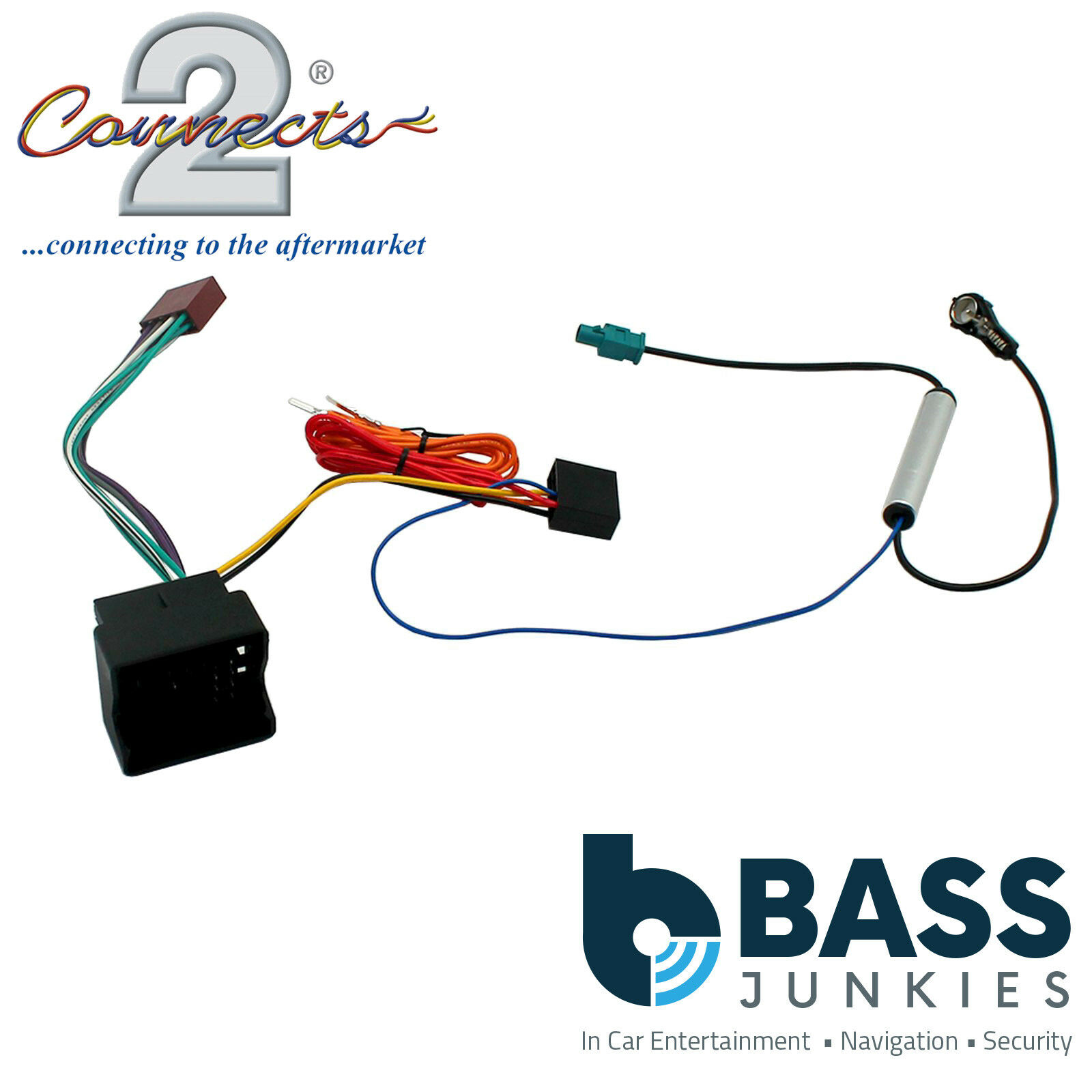 Audi A3 2005 2012 Car Stereo Iso Wiring Harness Adapter Lead 1 Of 1free Shipping See More