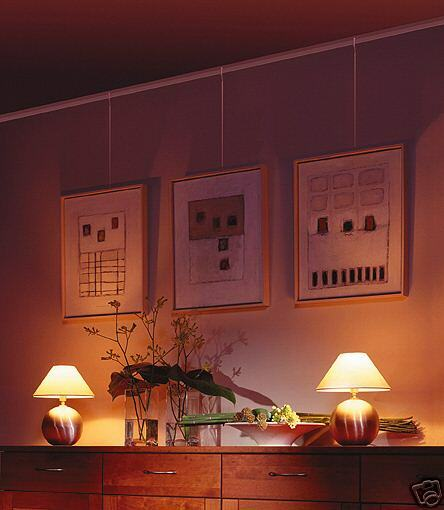 Arti Gallery Tracklight & Picture Hanging Systems Kit