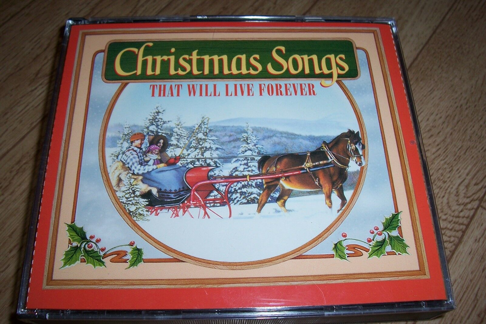 CHRISTMAS SONGS THAT Will Live Forever CD Reader\'s Digest Kenny ...