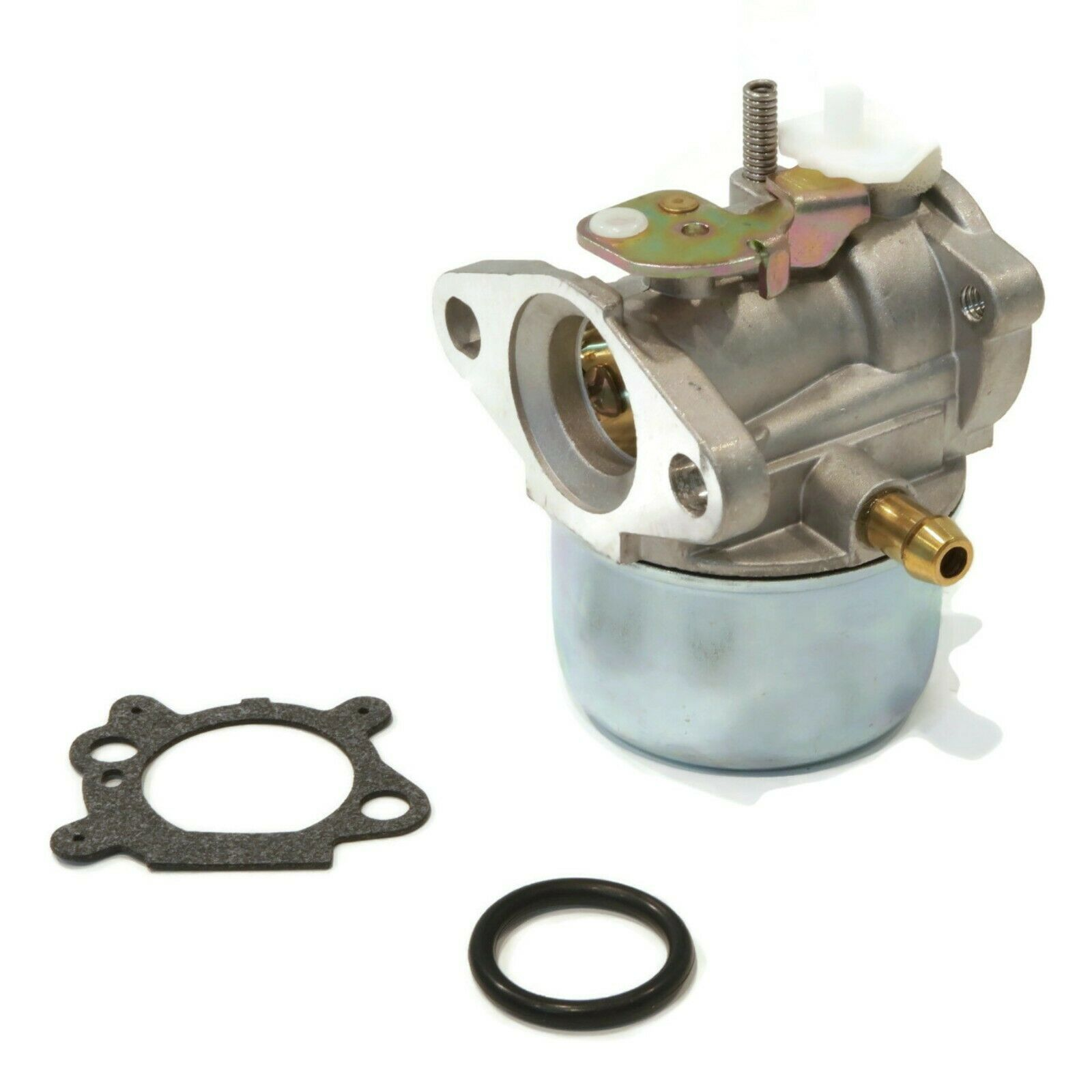 New Carburetor Carb For Briggs Stratton 499059 497586 W Gasket And Diagram Along With Choke Bs