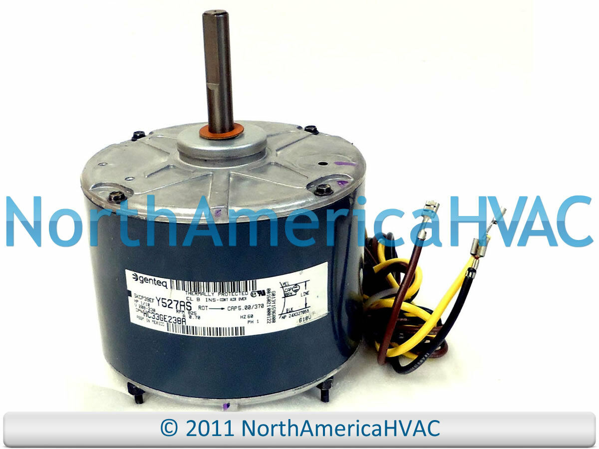Carrier Bryant Payne Condenser Fan Motor 1 10 Hp