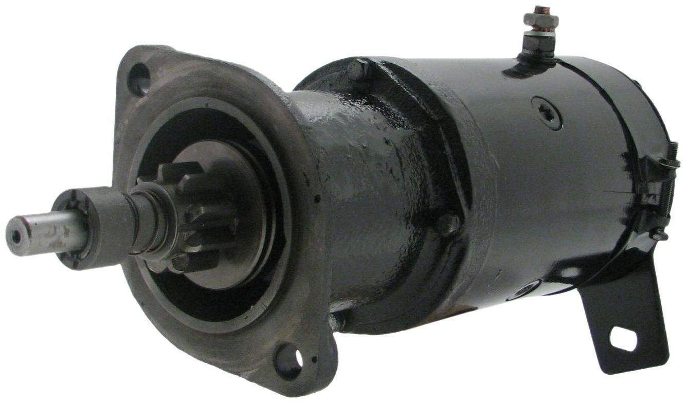 Usa New Starter Willys Jeep 1941 1952 6 Volt Mz4113 Mz4199 91 06 To 1 Of 8free Shipping