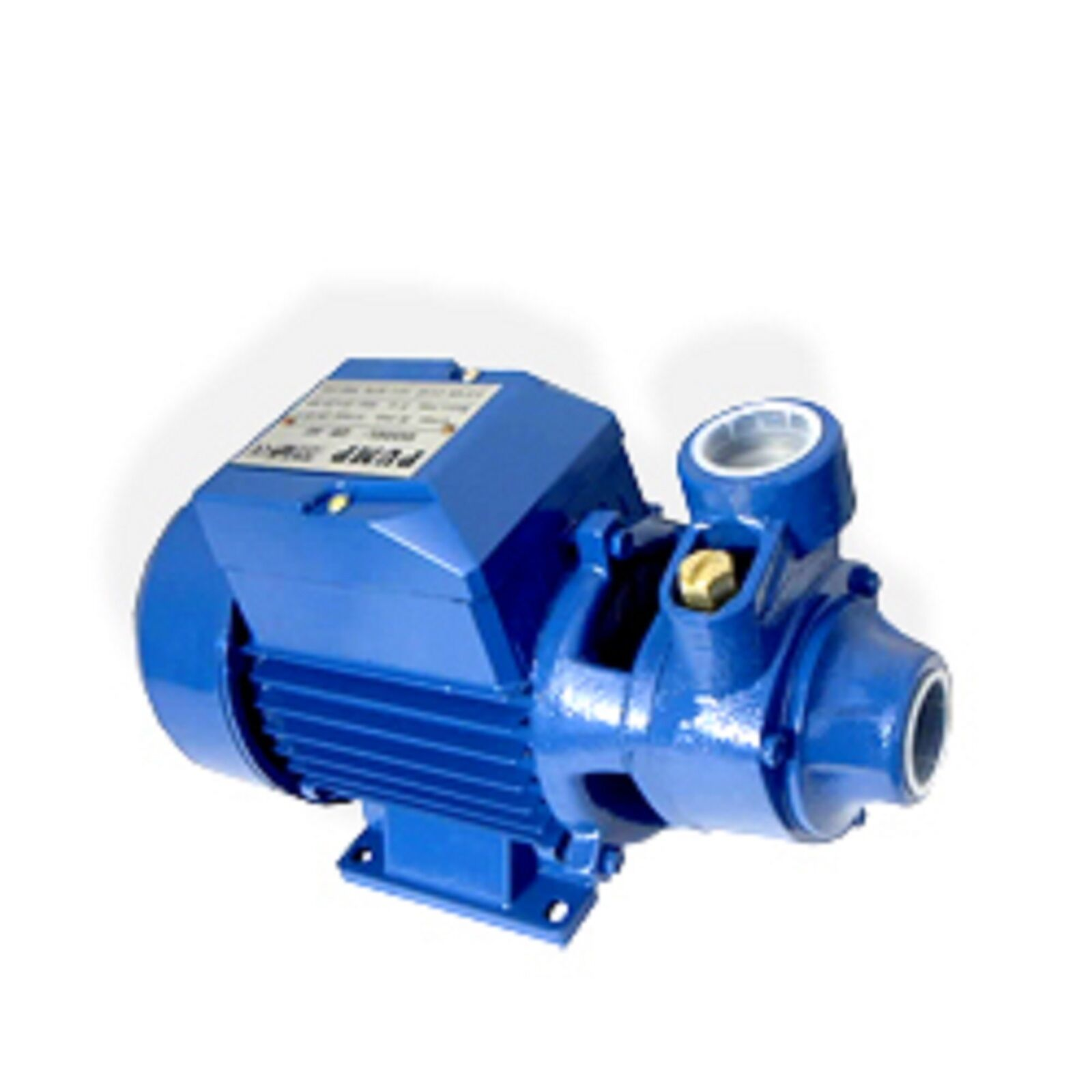1 2hp electric water pump industrial pond pool farm new for Farm pond pumps