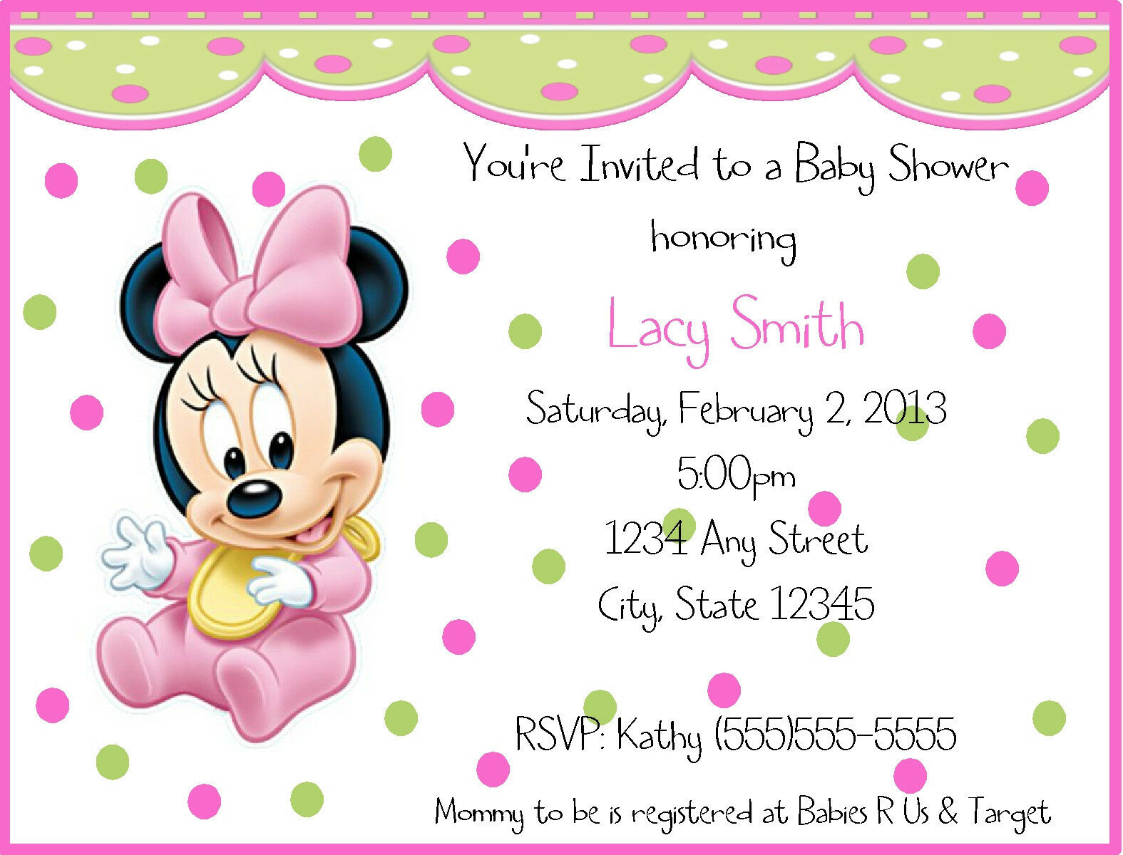 Mickey And Minnie Mouse Invitations For Twins is great invitations layout