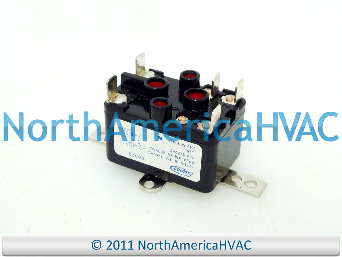 Tyco 24 Volt Furnace Relay 9400 04q103a 04q108 04q1100 Electric Cost 1 Of 1free Shipping