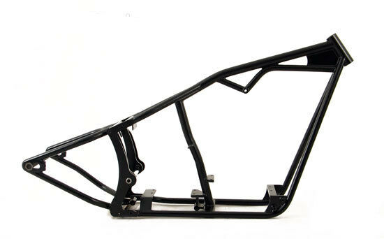 CUSTOM CHOPPER BOBBER Motorcycle Frame 250 Wide Tire Fits Harley ...