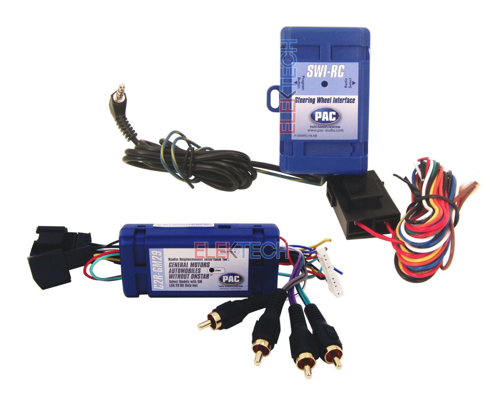 Pac Radio Replacement Interface And Steering Wheel Control Retention Gm Lan 29 Wiring Diagram 1 Of 7only Available