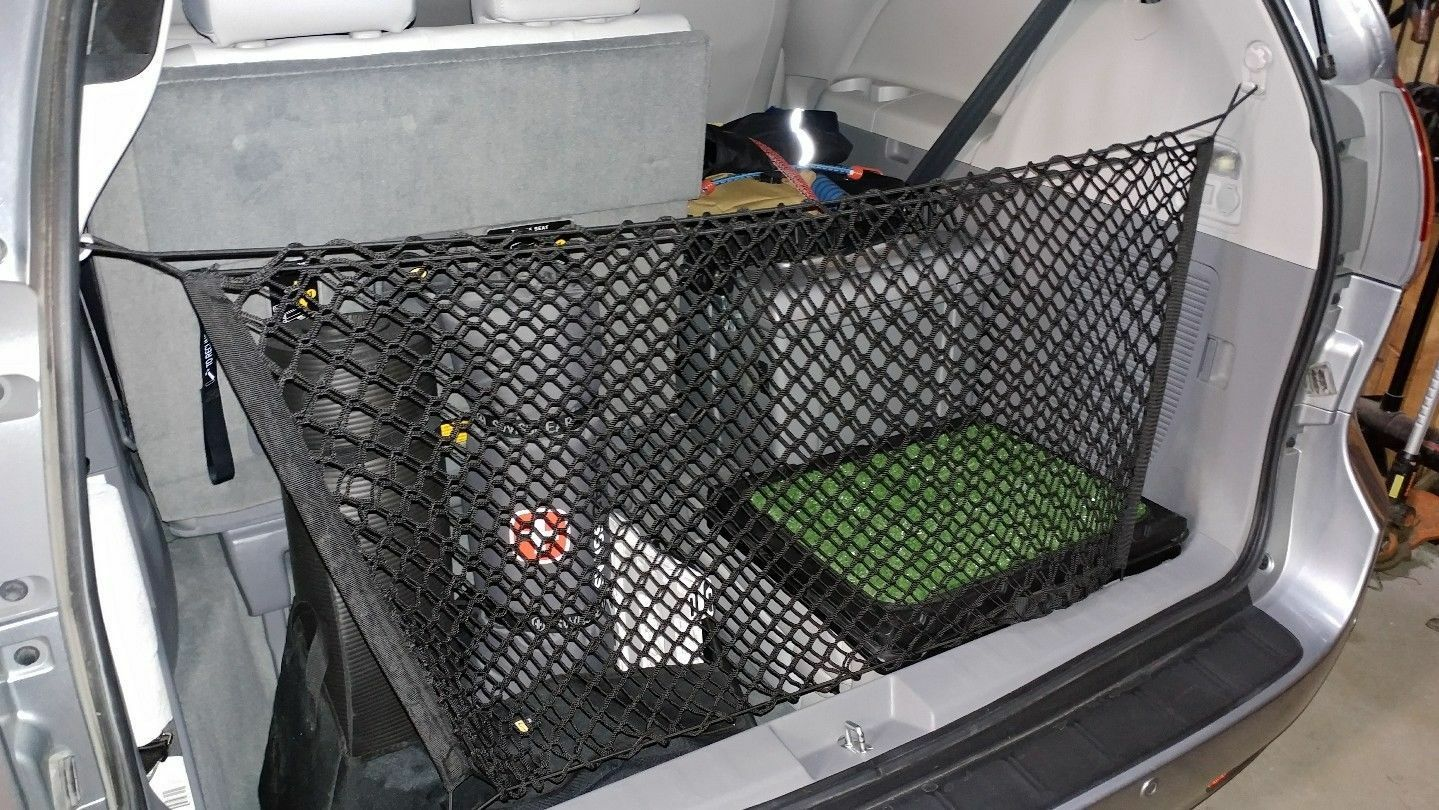Toyota Sienna 2010-2018 Owners Manual: Grocery bag hooks