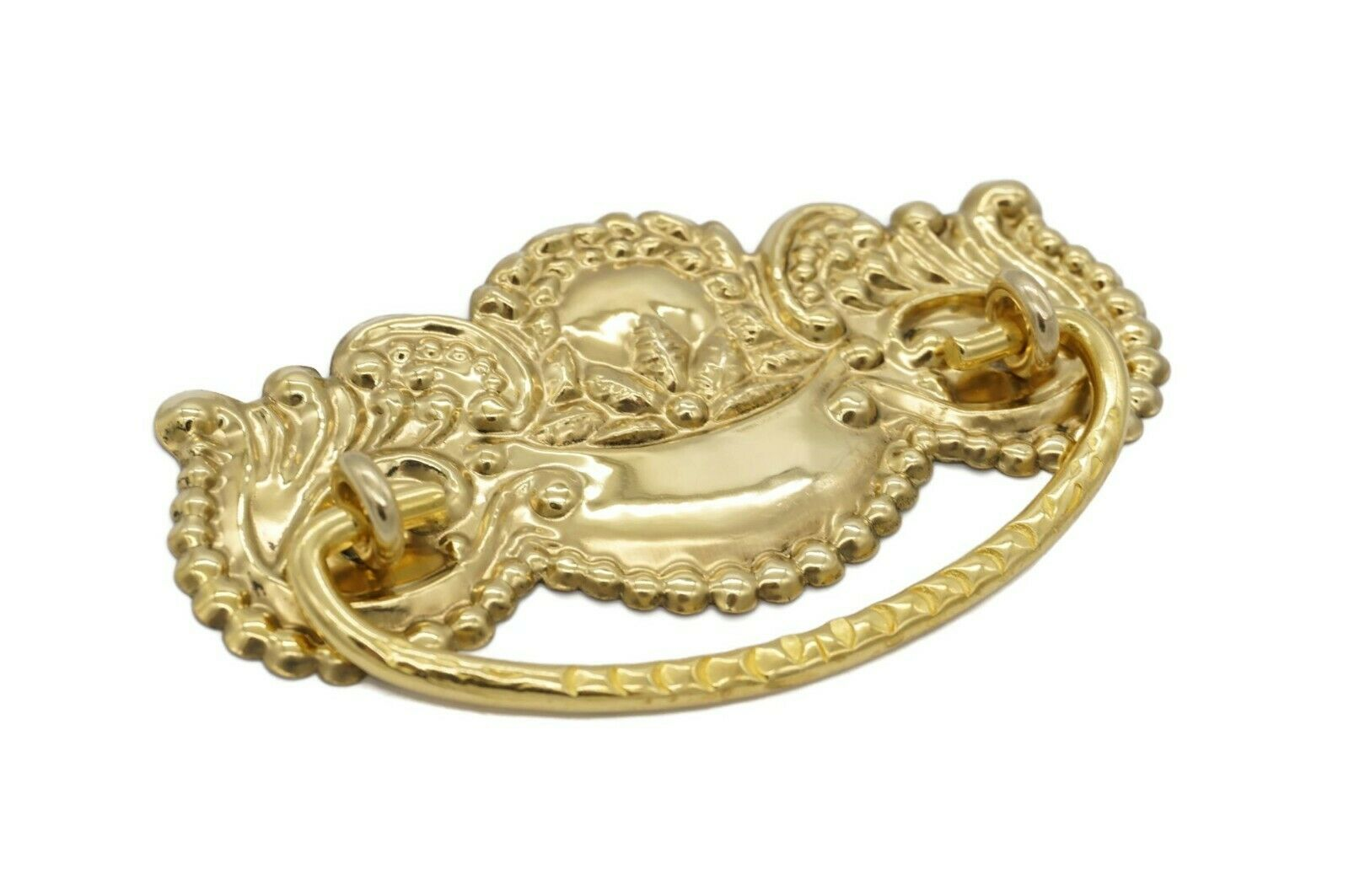Antique Style Victorian Drawer Pull Eastlake Furniture 3 Cc Solid Brass
