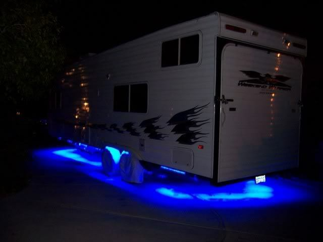 LED Accent Lighting    Toy Hauler   Interior Tool Box And Workshop LED  LIGHTS 1 Of 1FREE Shipping See More