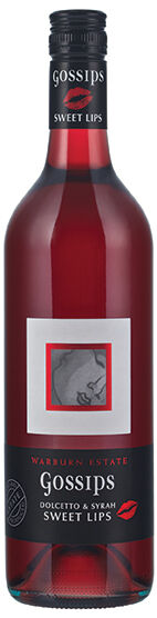 12 Gossips Syrah & Dolcetto Wine (No Delivery to WA & NT)
