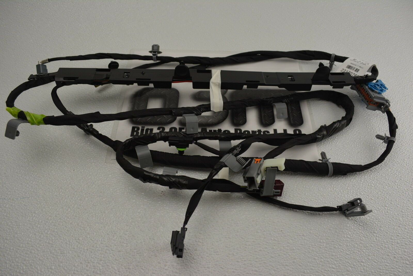 2015 Chevrolet Silverado Gmc Sierra 2500hd 3500 Cab Light Wiring Harness New Oem 1 Of 3only 2 Available