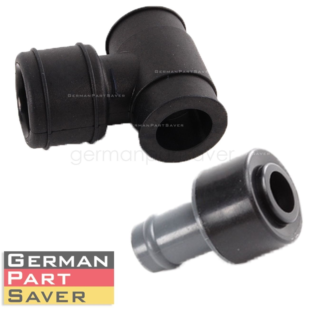 New 3 Way Breather Hose Connector Pcv Bleeder Valve Fits Vw Passat 2000 Audi A4 1 Of 1free Shipping See More