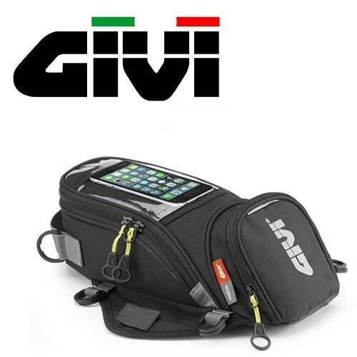 sacoche de r servoir givi ea106b aimant sac neuf borsello tank bag tanktasche eur 40 41. Black Bedroom Furniture Sets. Home Design Ideas