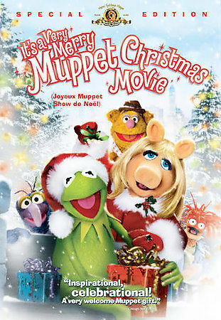 It s a very merry muppet christmas movie dvd 2008 canadian pan and