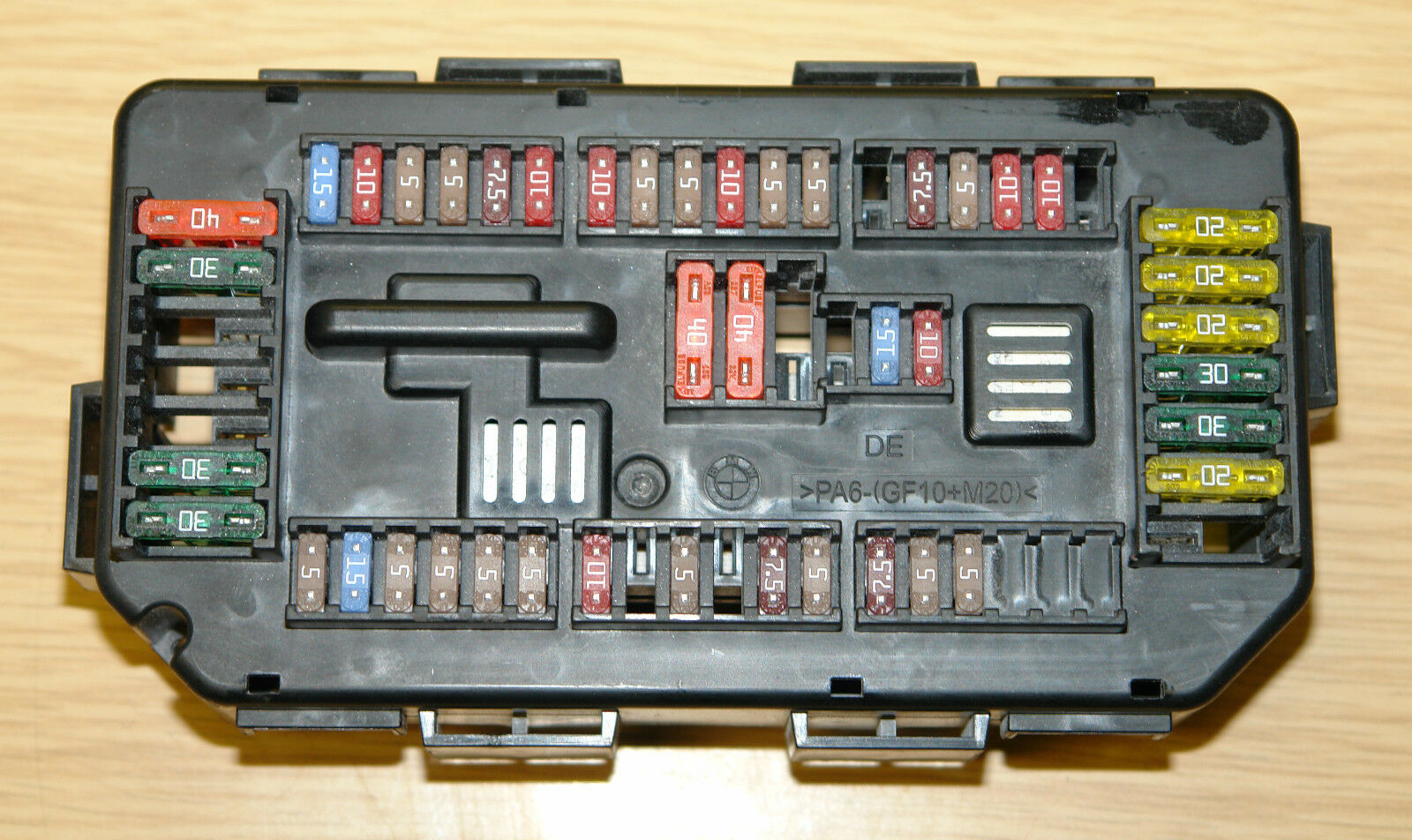 Bmw 1 3 Series F10 F20 F30 F31 Dash Fuse Box 922487904 6114922487904 Of 2only Available See More